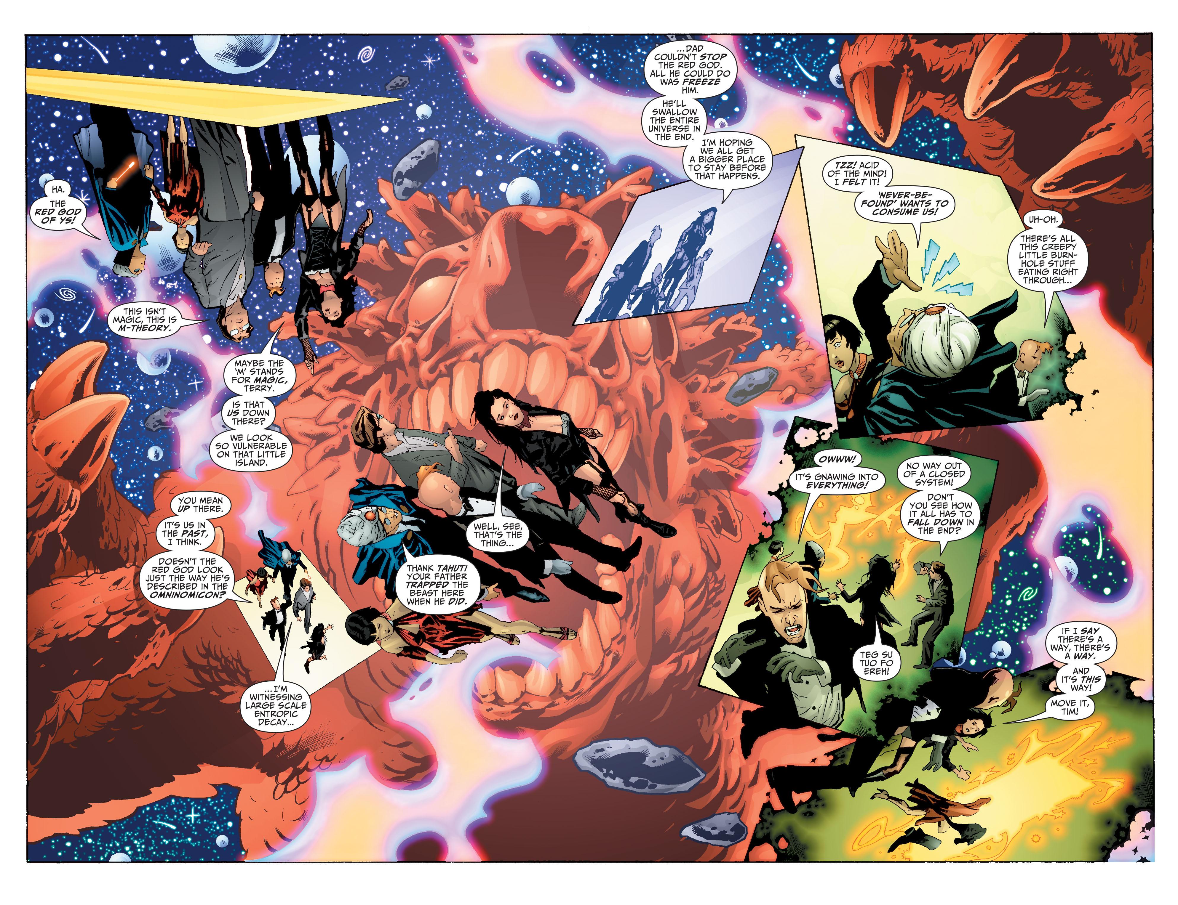 Read online Seven Soldiers: Zatanna comic -  Issue #1 - 12