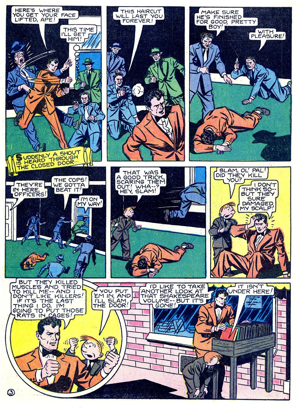 Read online Detective Comics (1937) comic -  Issue #68 - 60