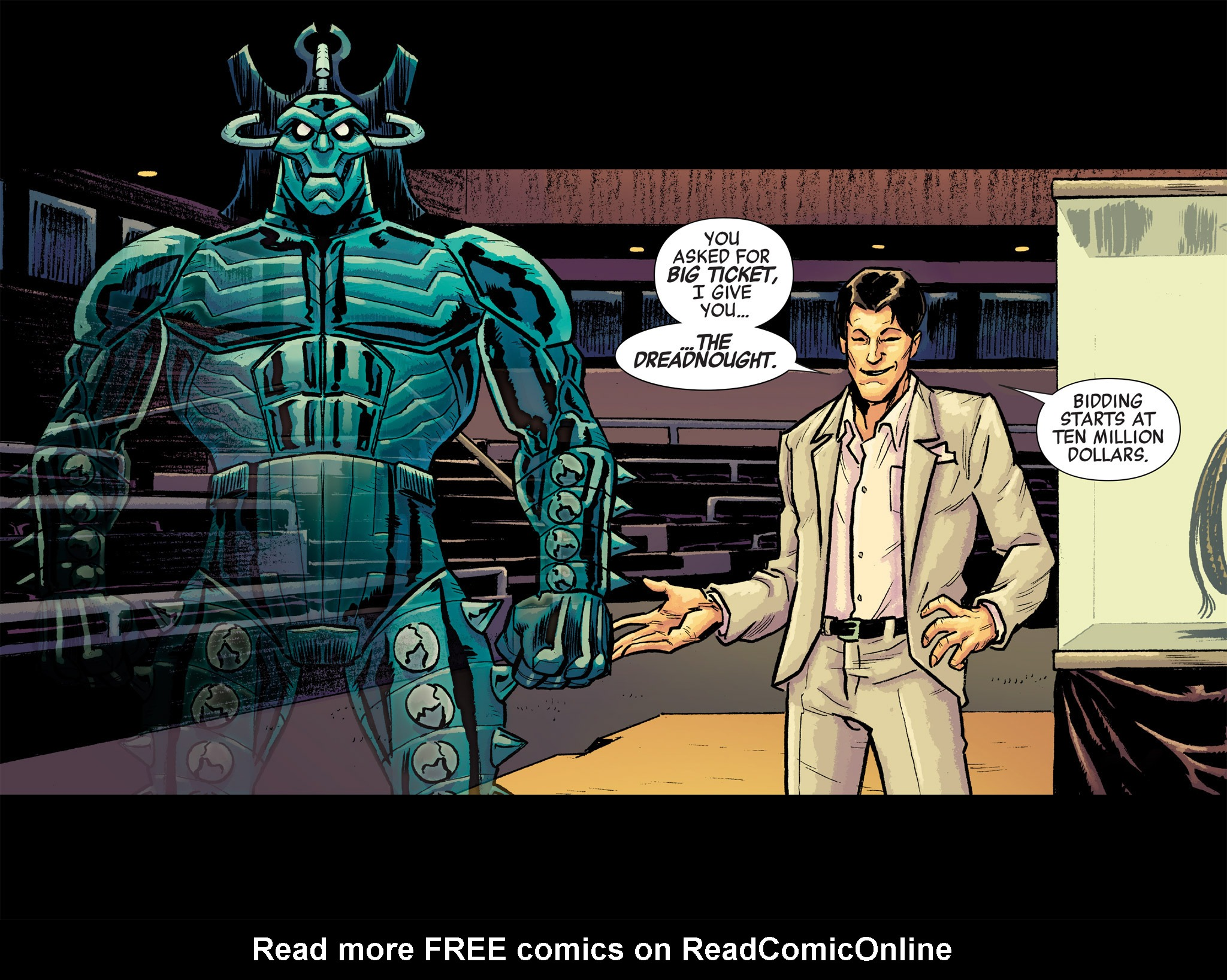 Read online A Year Of Marvels: August Infinite Comic comic -  Issue #A Year Of Marvels: August Infinite Comic Full - 31