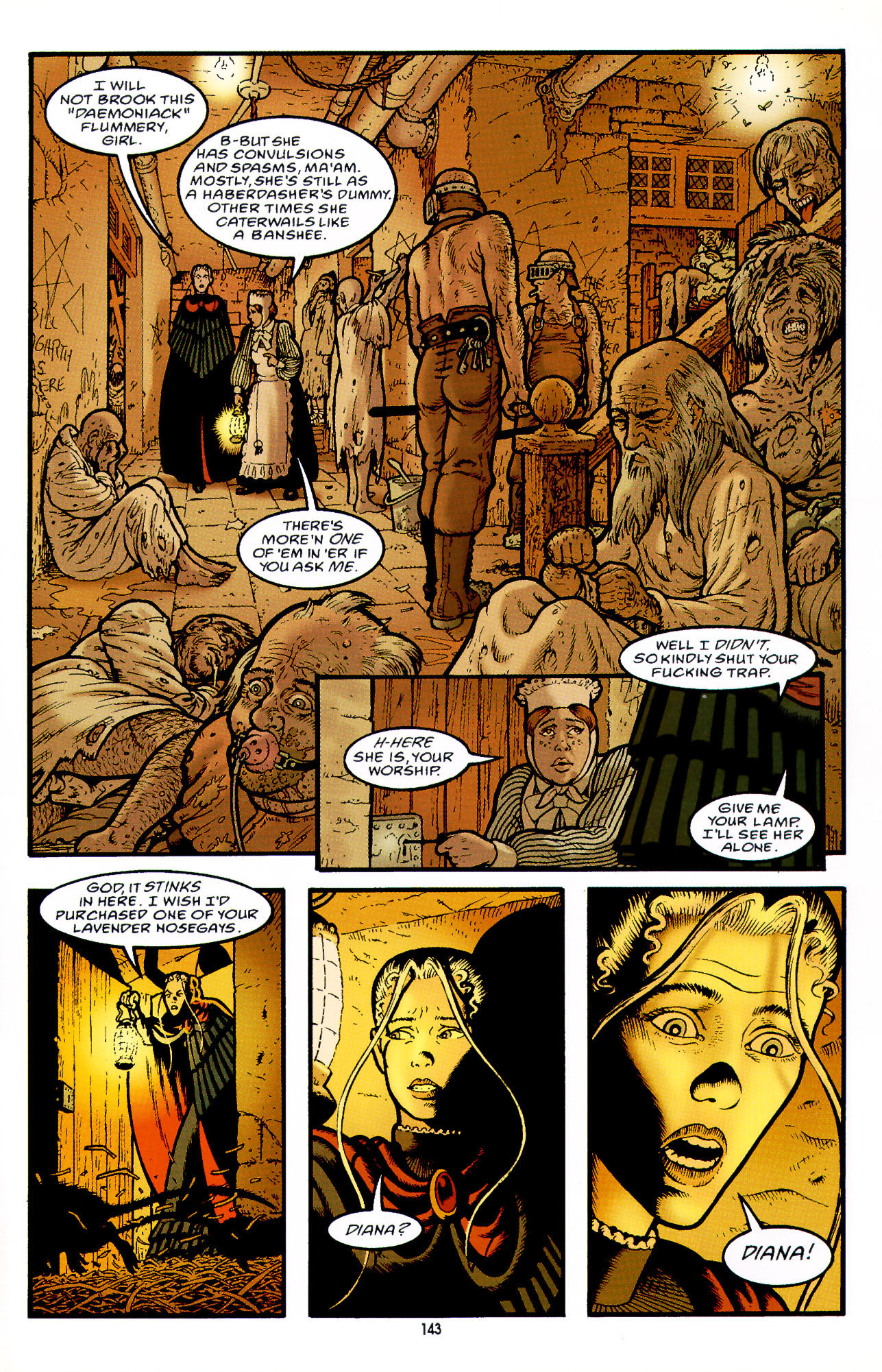 Read online Heart of Empire comic -  Issue #5 - 19