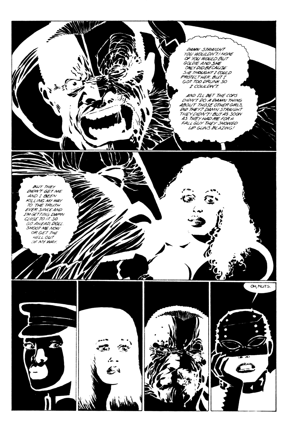 Read online Sin City comic -  Issue #12 - 7