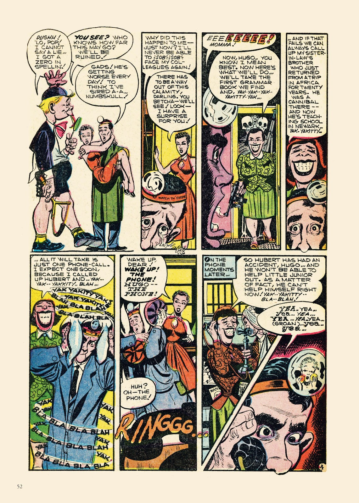 Read online Sincerest Form of Parody: The Best 1950s MAD-Inspired Satirical Comics comic -  Issue # TPB (Part 1) - 53