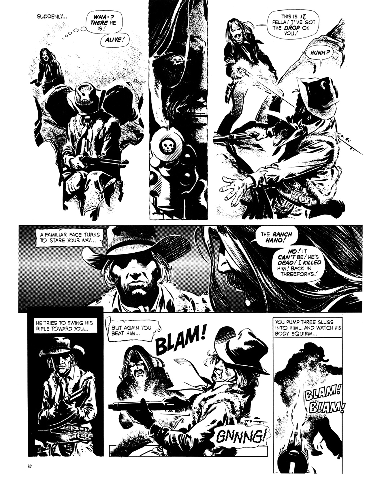 Read online Eerie Archives comic -  Issue # TPB 9 - 63