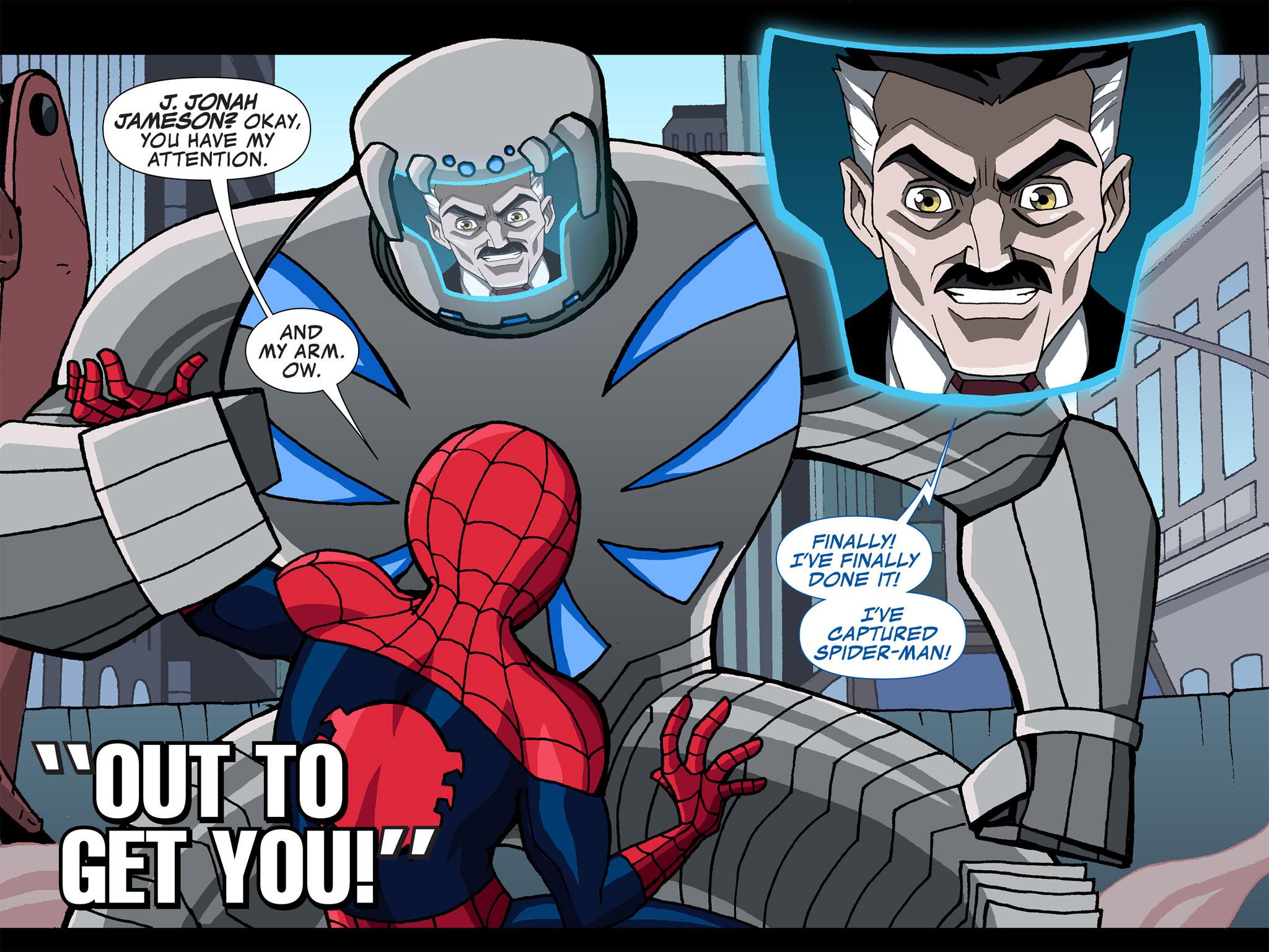 Read online Ultimate Spider-Man (Infinite Comics) (2015) comic -  Issue #4 - 3