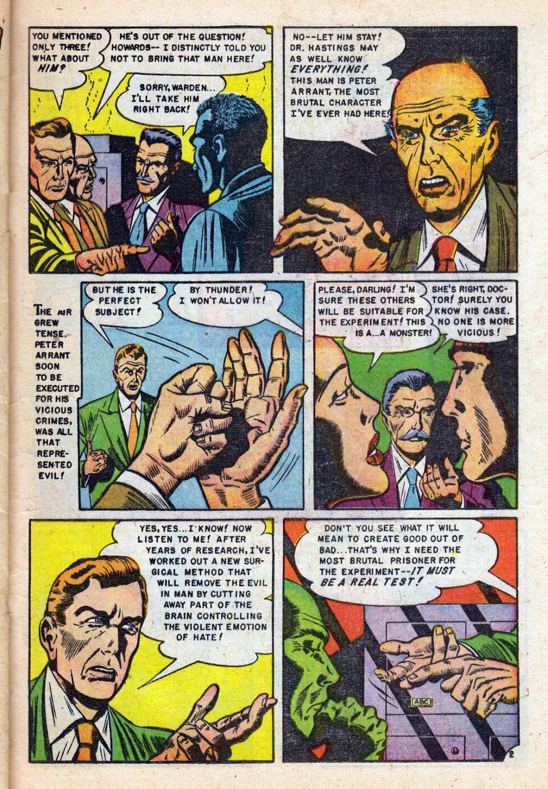 Dark Mysteries issue 1 - Page 21