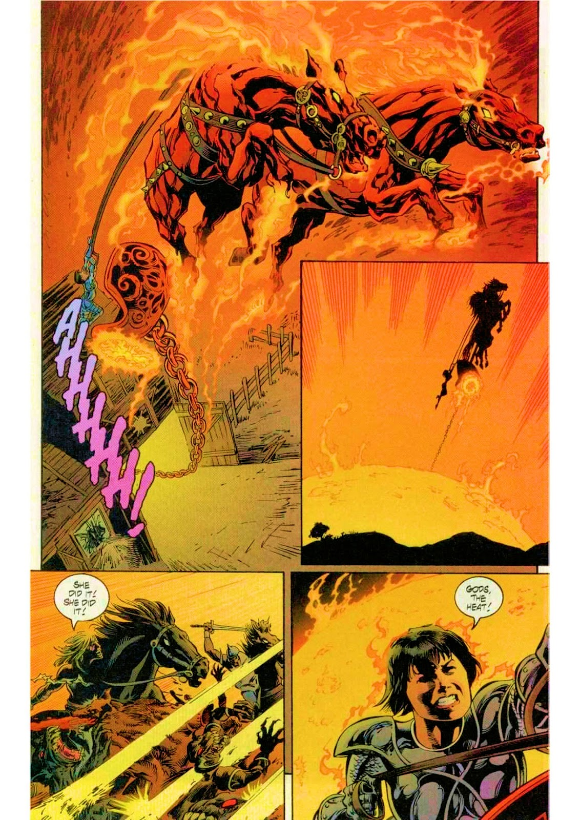 Xena: Warrior Princess (1999) Issue #12 #12 - English 20