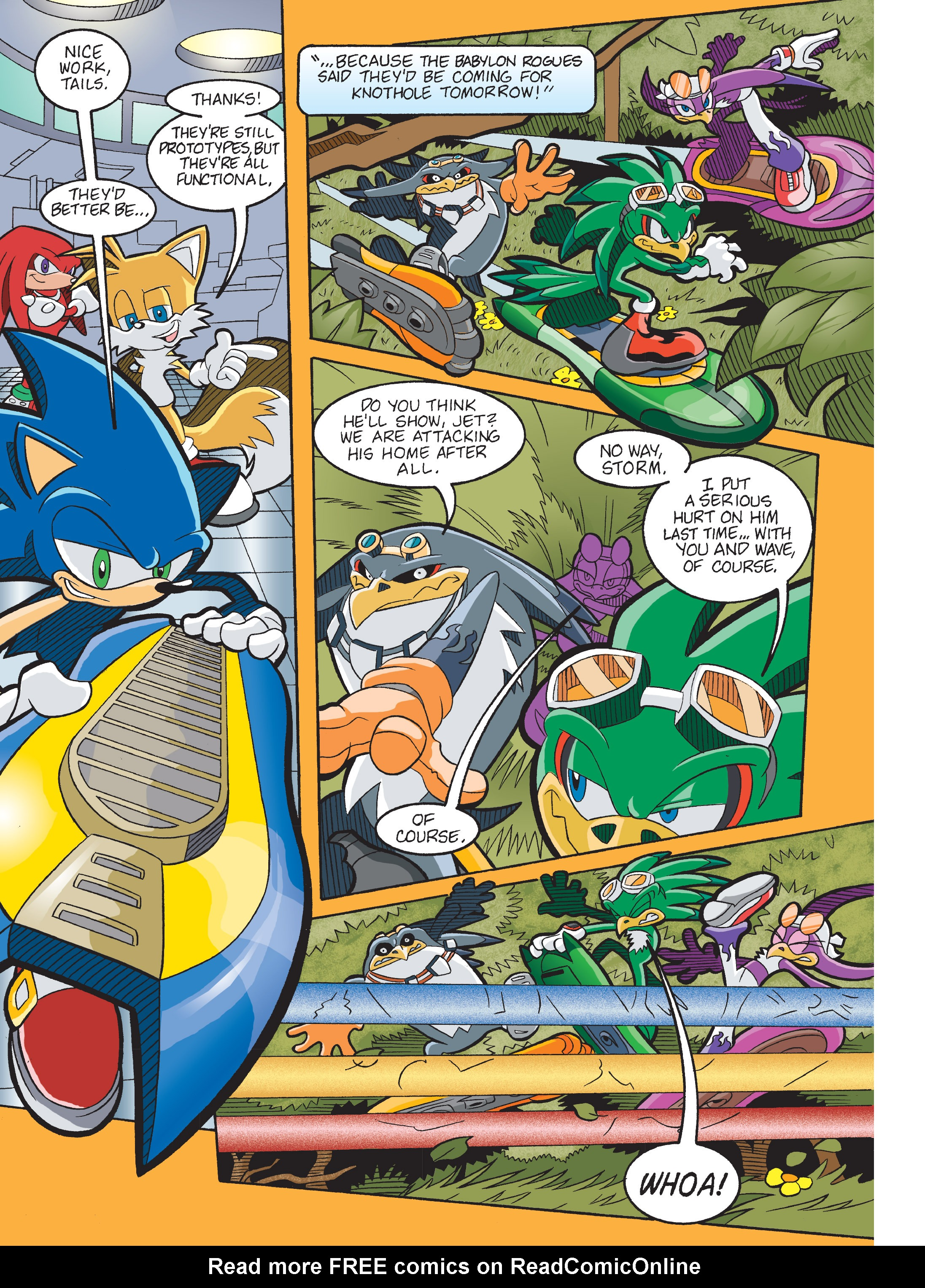 Read online Sonic Super Digest comic -  Issue #8 - 25