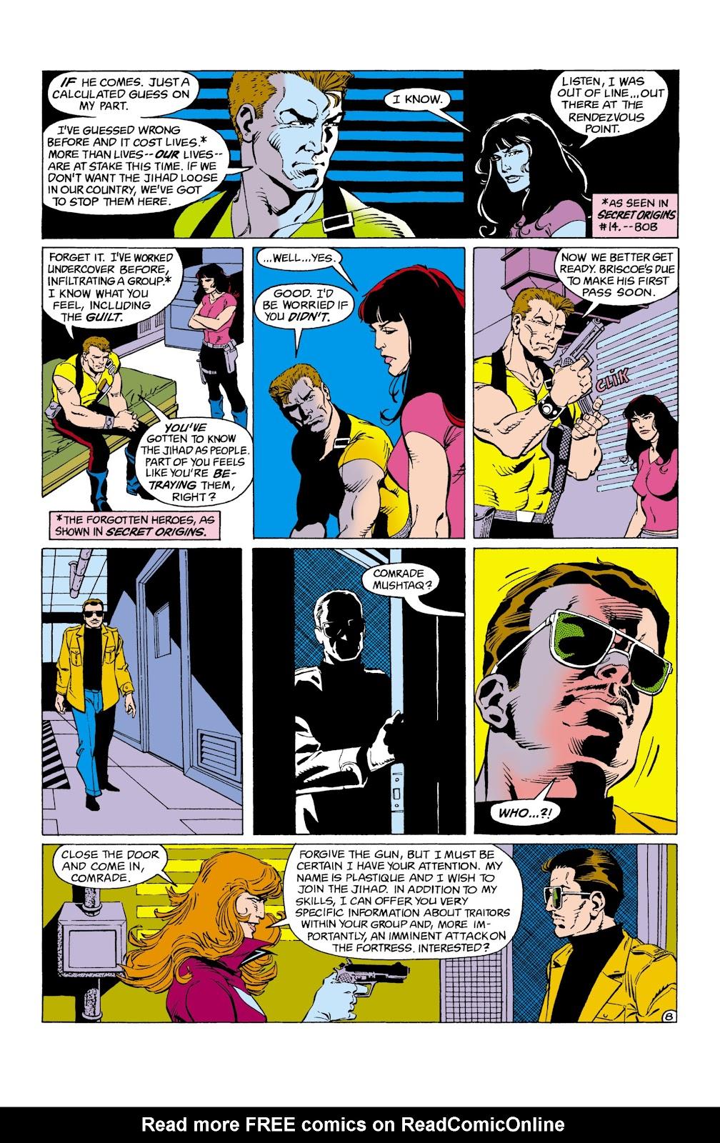 Suicide Squad (1987) Issue #2 #3 - English 9