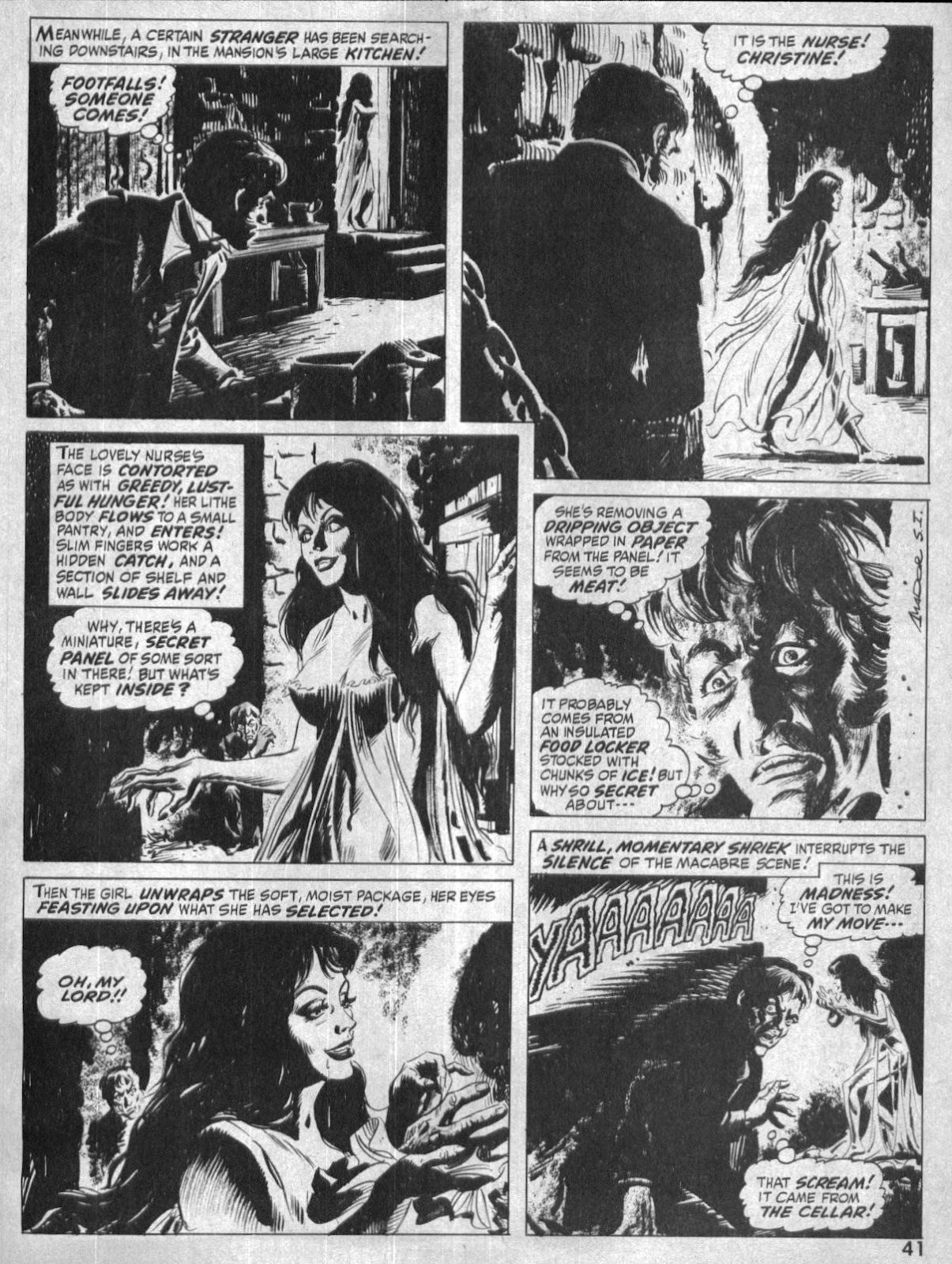Psycho issue 15 - Page 41