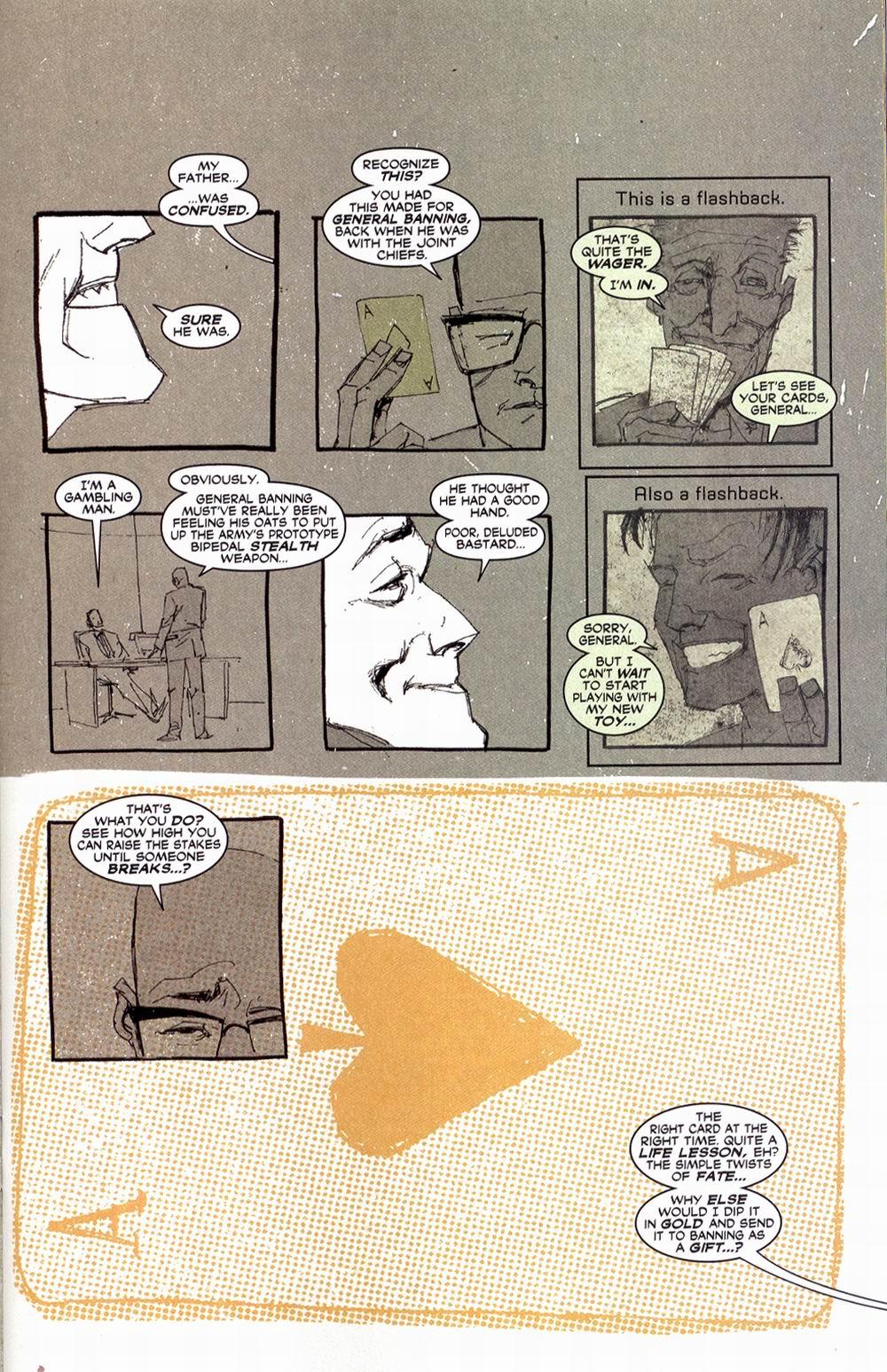 Read online Automatic Kafka comic -  Issue #2 - 10