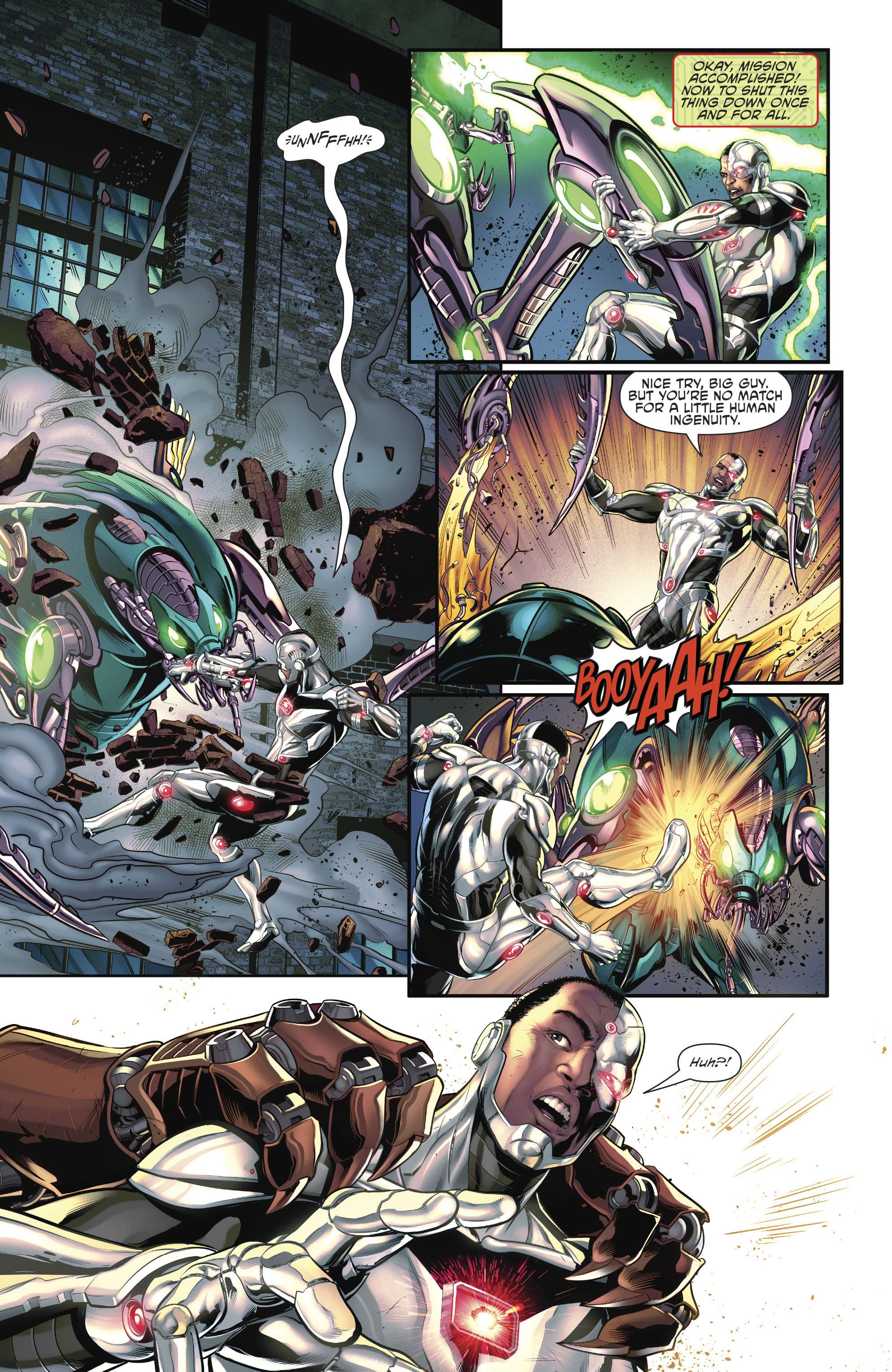 Read online Cyborg (2016) comic -  Issue #12 - 16