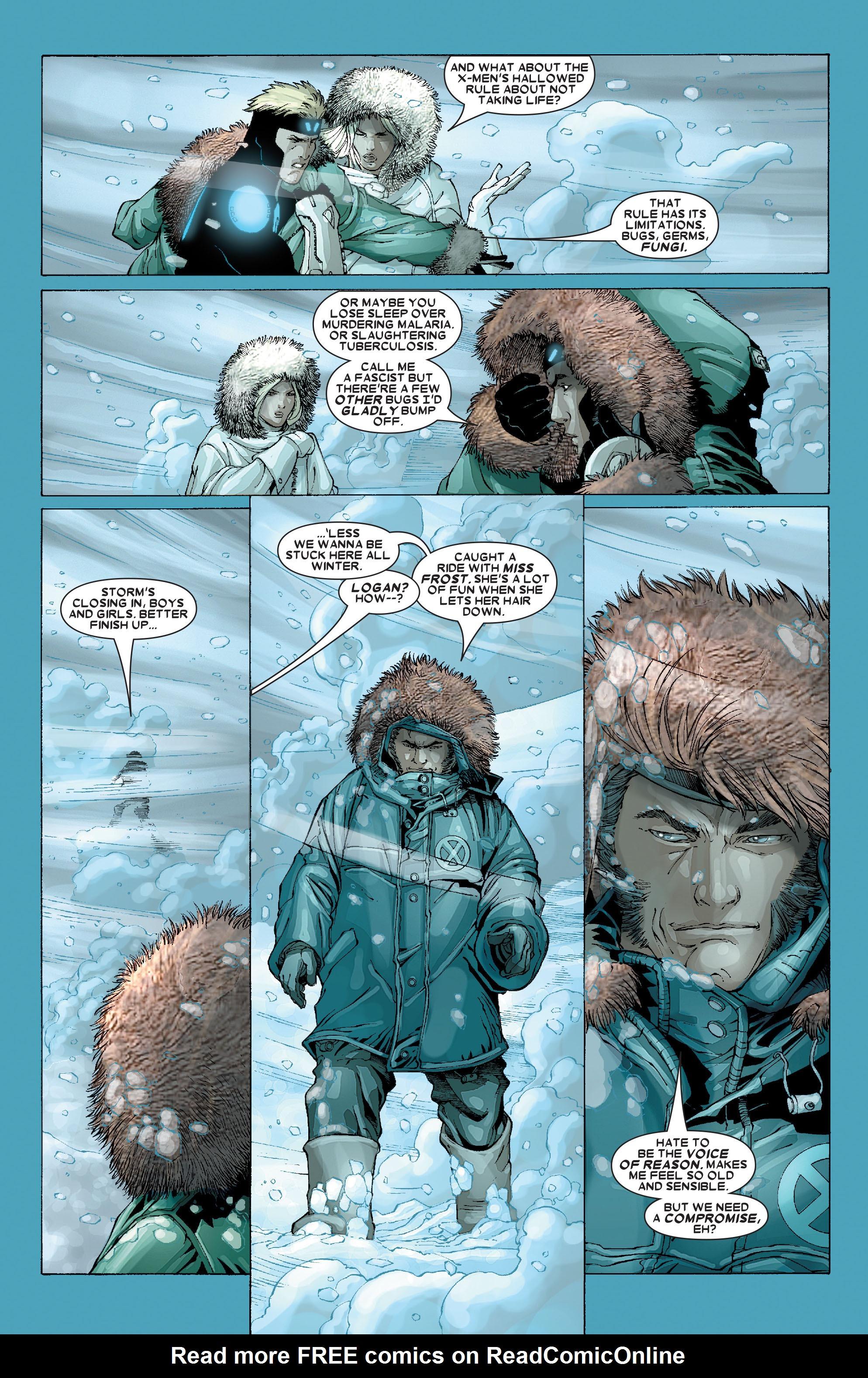X-Men (1991) 167 Page 10