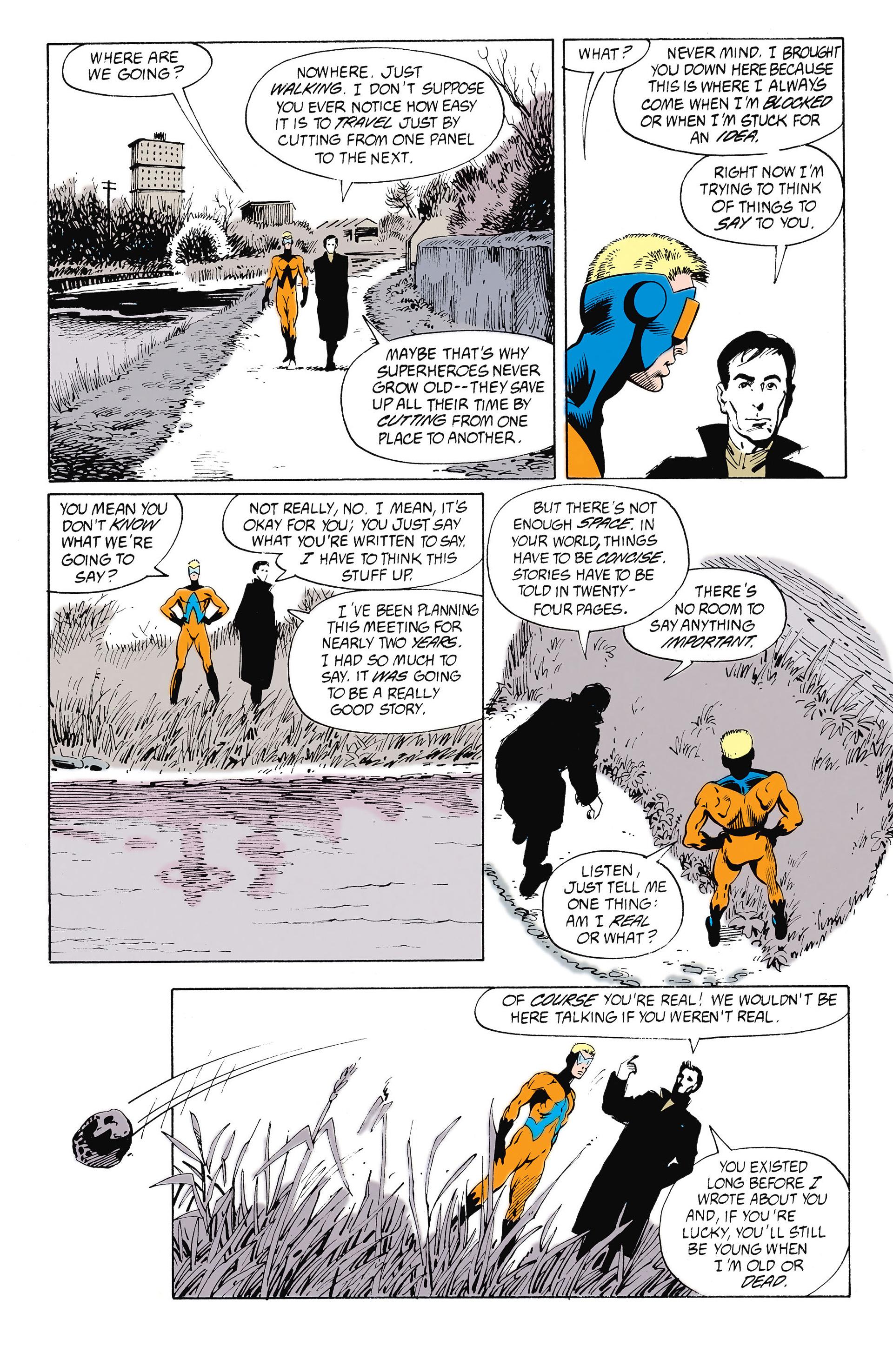 Read online Animal Man (1988) comic -  Issue #26 - 10