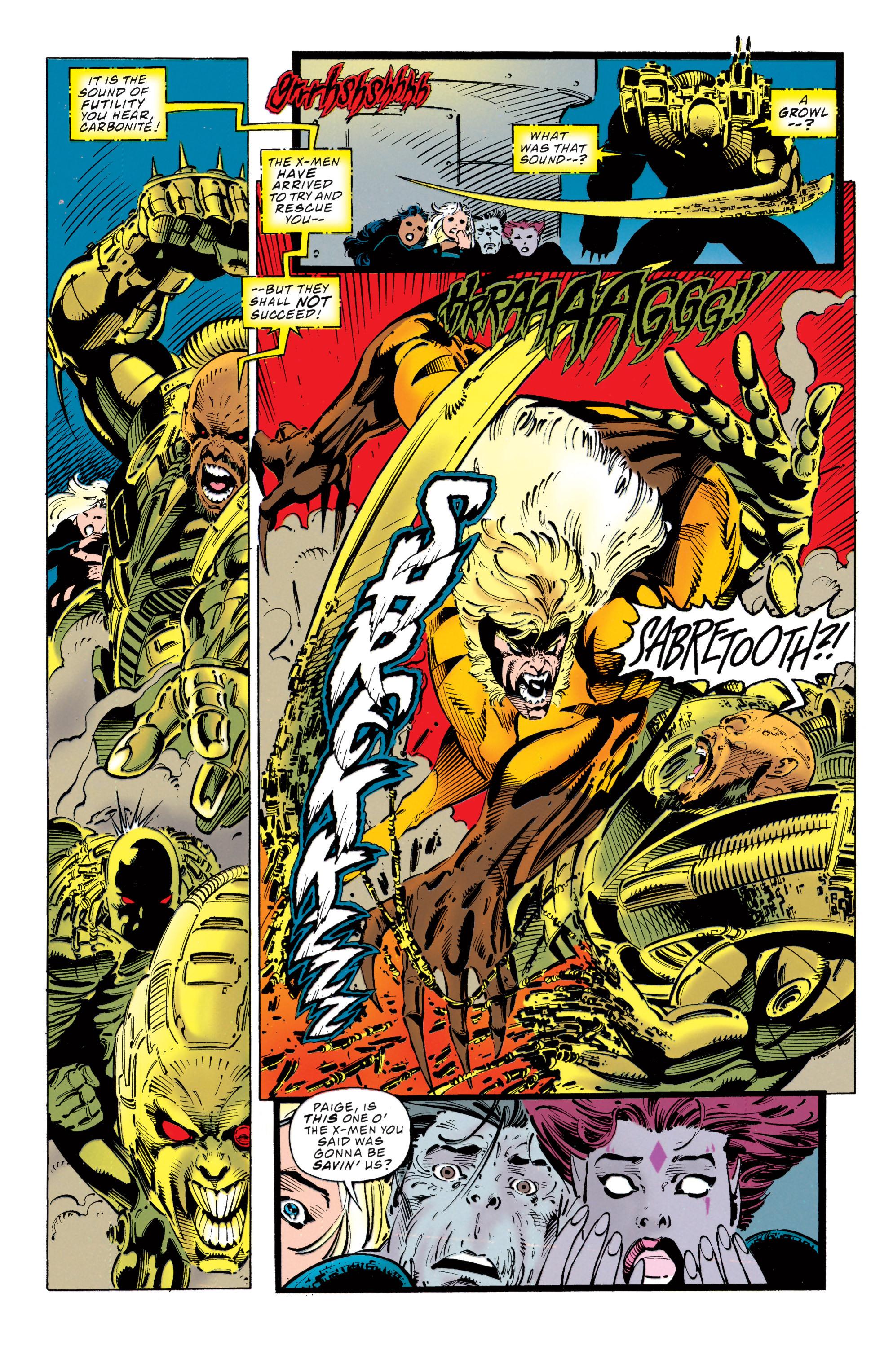 X-Men (1991) 37 Page 9