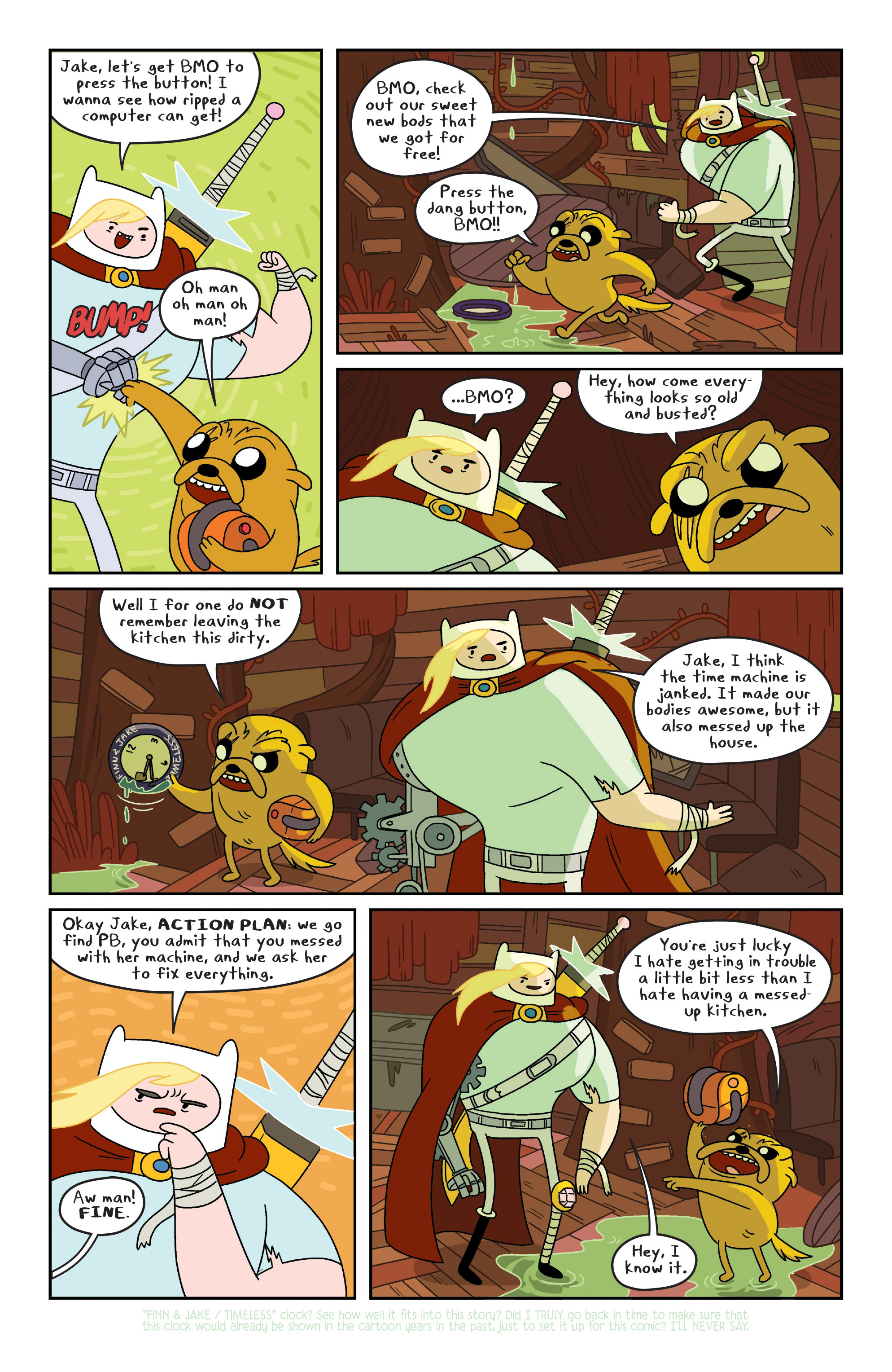 Read online Adventure Time comic -  Issue #Adventure Time _TPB 2 - 51
