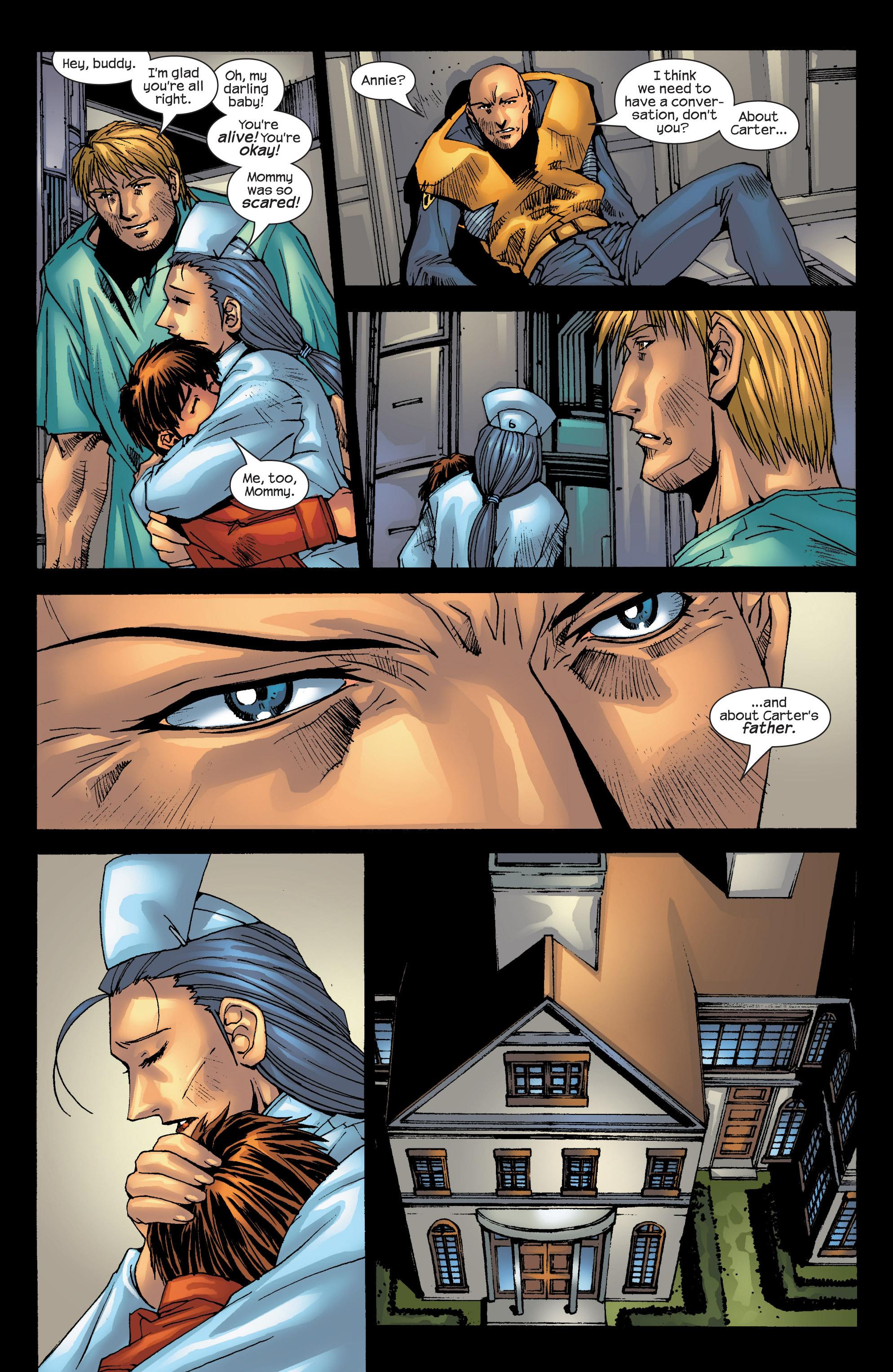 Read online Uncanny X-Men (1963) comic -  Issue #420 - 11