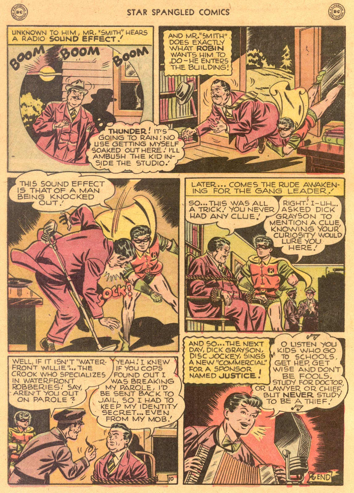 Star Spangled Comics (1941) issue 80 - Page 12