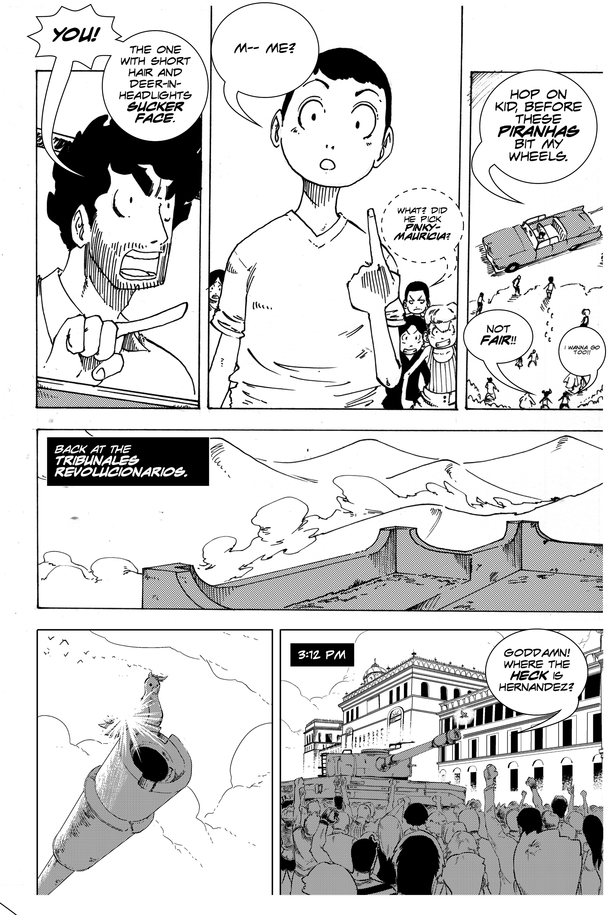 Read online Silvertongue 30xx Vol. 3 comic -  Issue # Full - 22