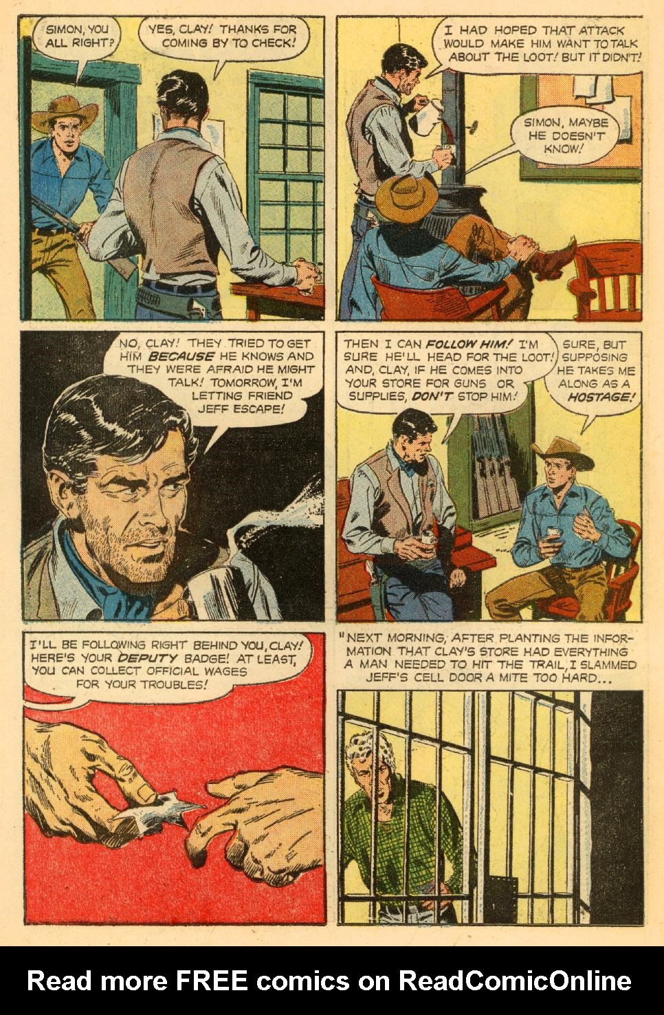 Four Color Comics issue 1077 - Page 22