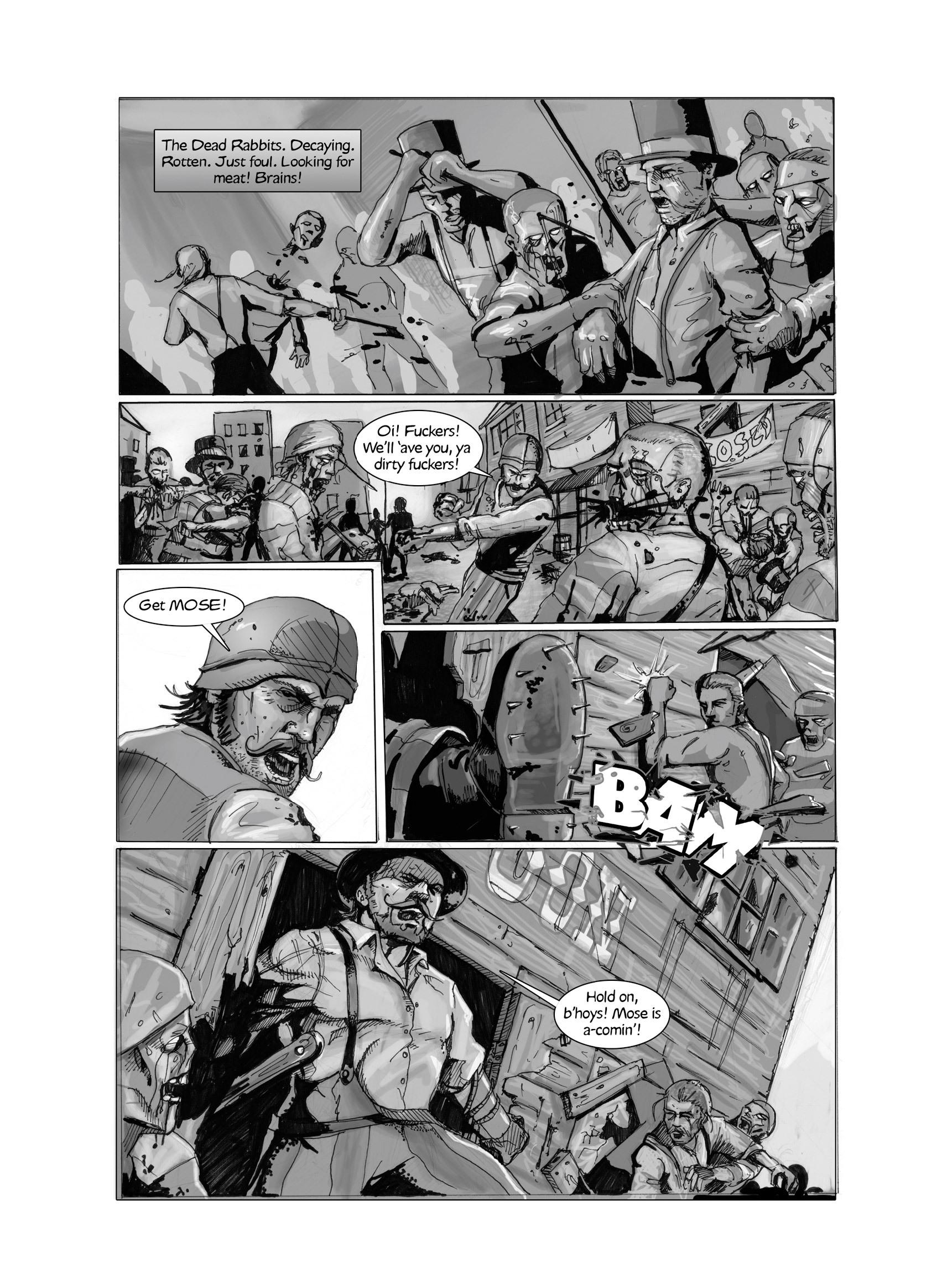 Read online FUBAR comic -  Issue #3 - 157