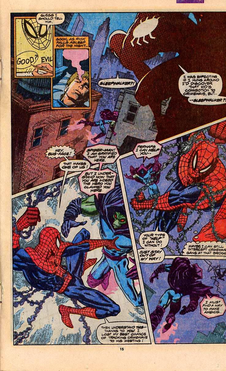 Read online Sleepwalker comic -  Issue #5 - 13