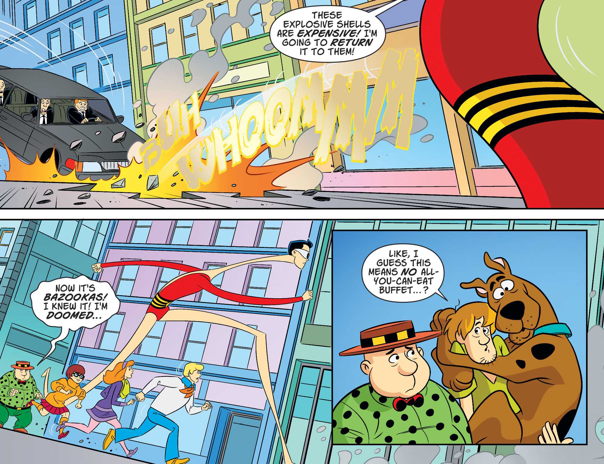 Read online Scooby-Doo! Team-Up comic -  Issue #53 - 15
