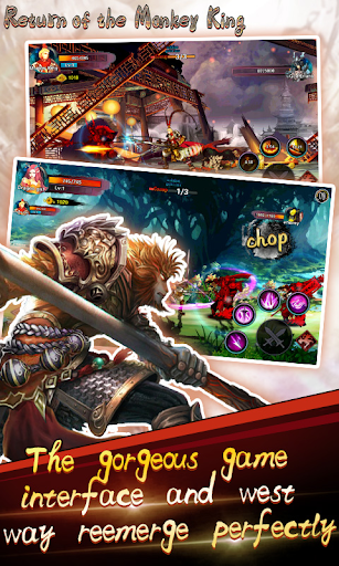Return of the Monkey King Hack Cho Android