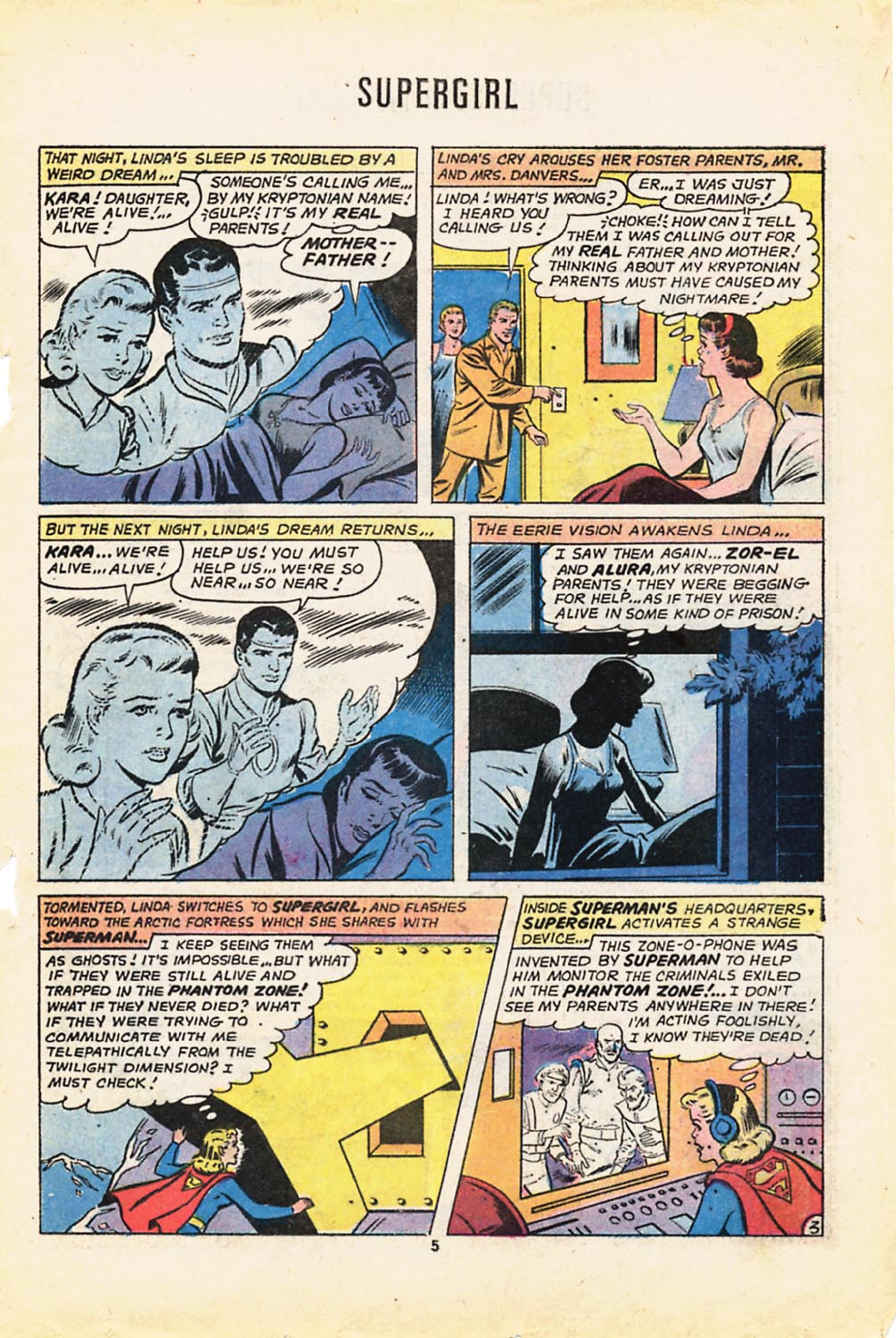 Read online Adventure Comics (1938) comic -  Issue #416 - 5