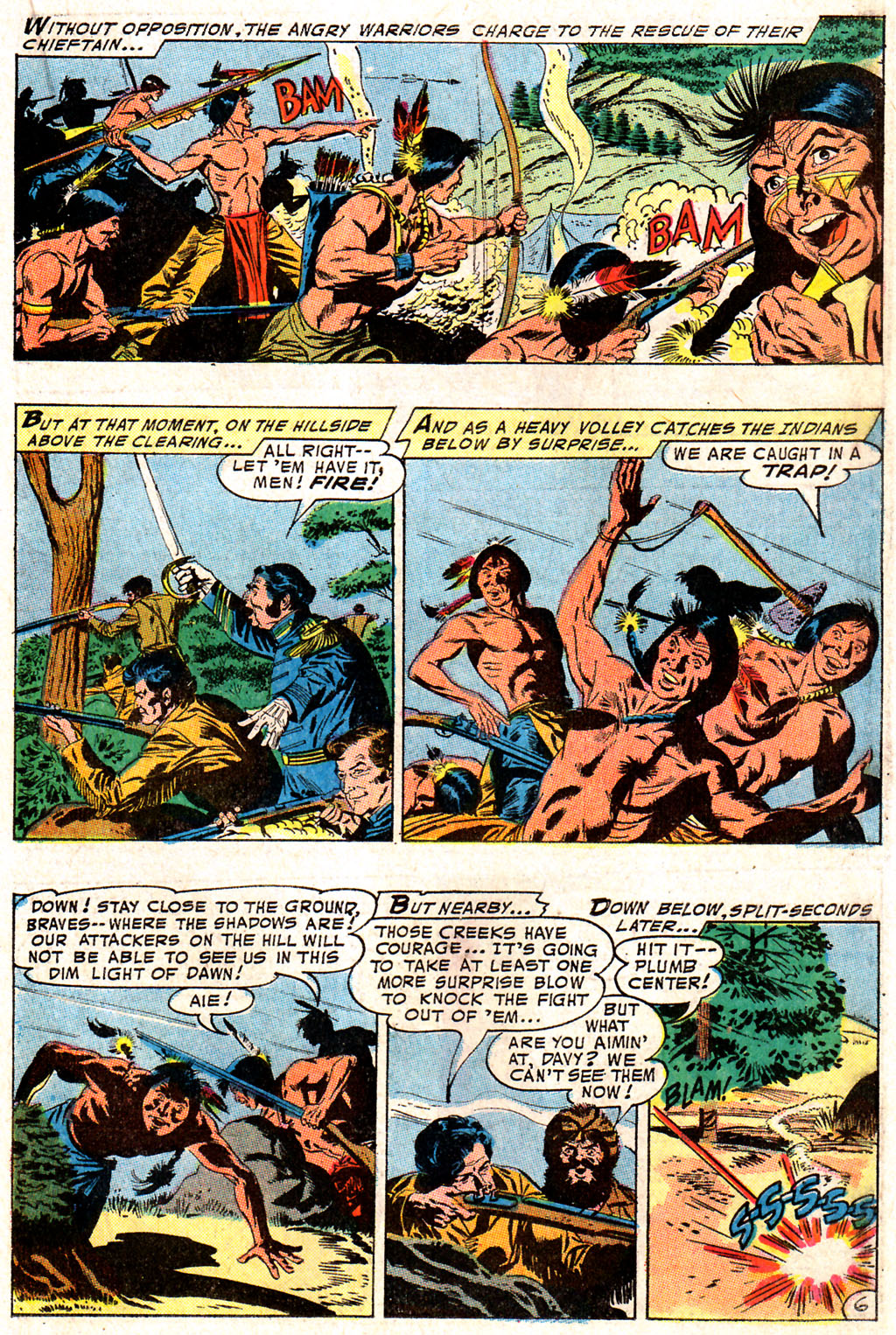 Read online All-Star Western (1970) comic -  Issue #7 - 23