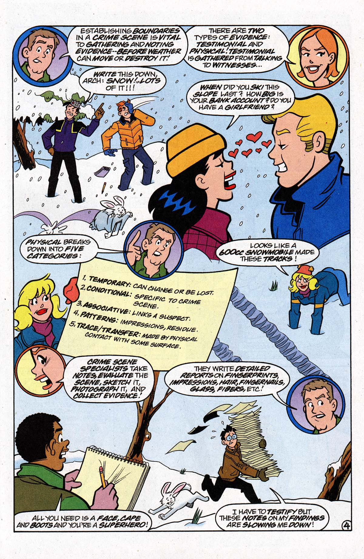Read online Archie's Weird Mysteries comic -  Issue #26 - 6