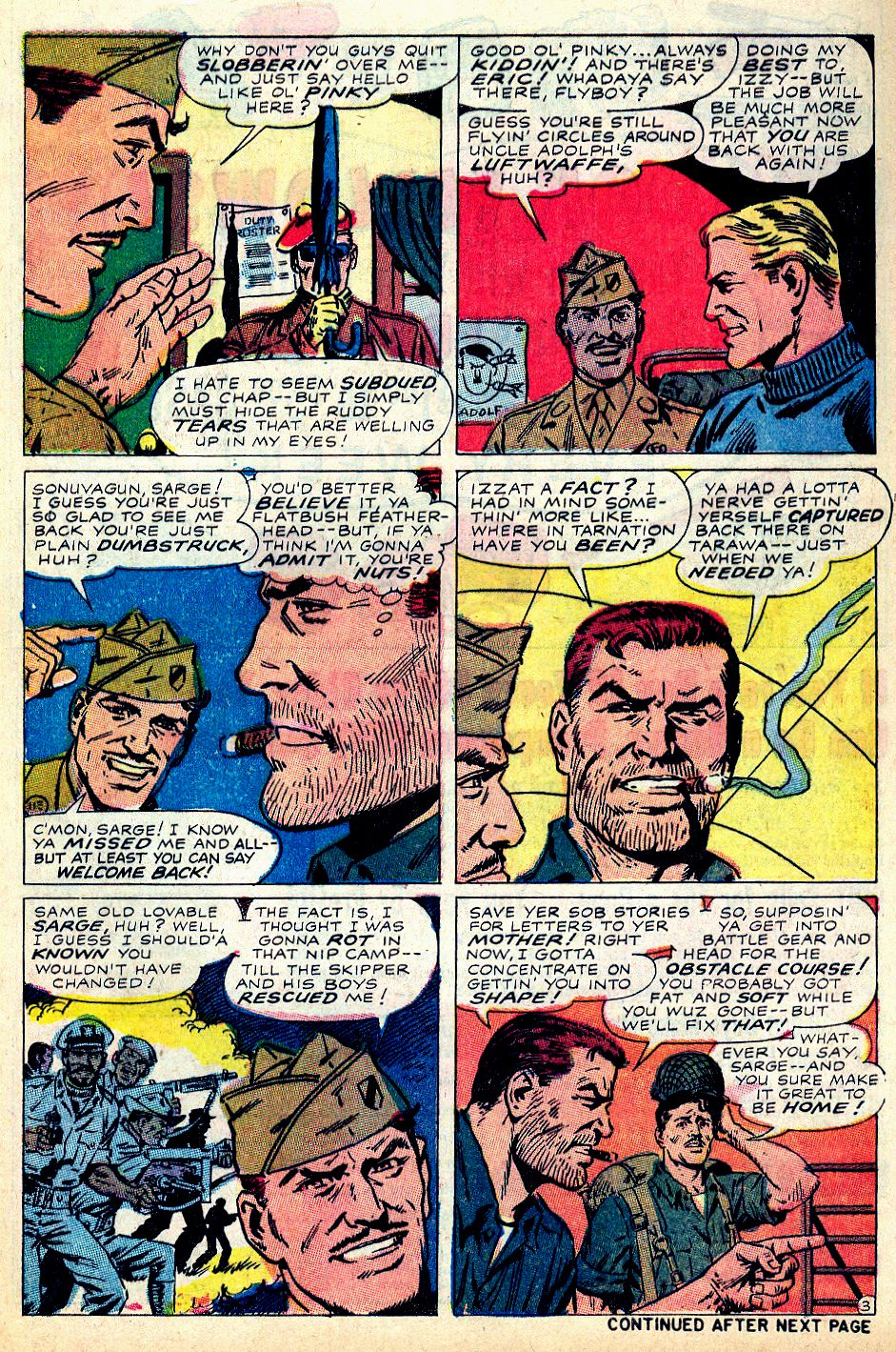 Read online Sgt. Fury comic -  Issue #59 - 5