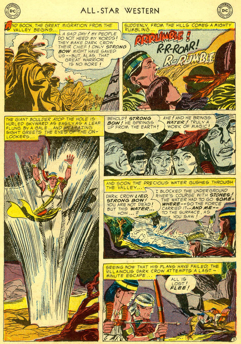 Read online All-Star Western (1951) comic -  Issue #78 - 15