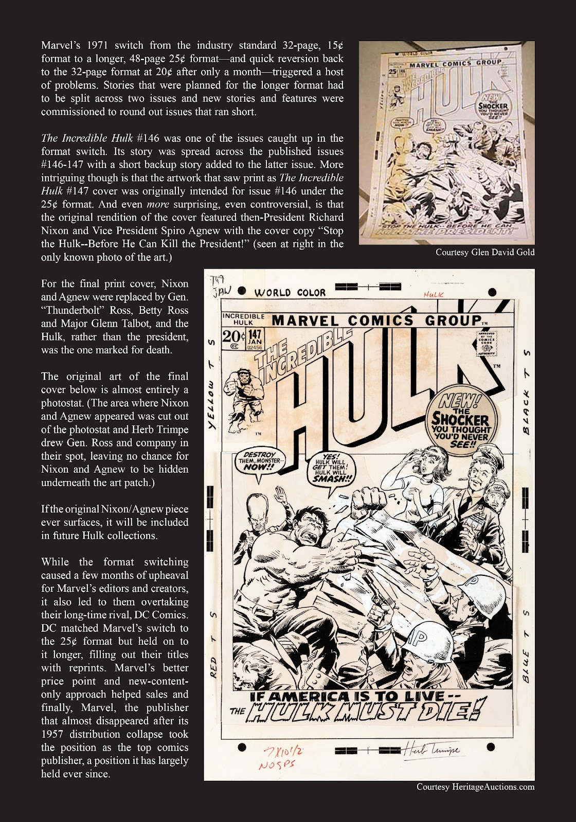 Read online Marvel Masterworks: The Incredible Hulk comic -  Issue # TPB 8 (Part 3) - 83