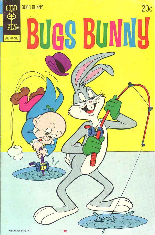 Bugs Bunny (1952) issue 155 - Page 1
