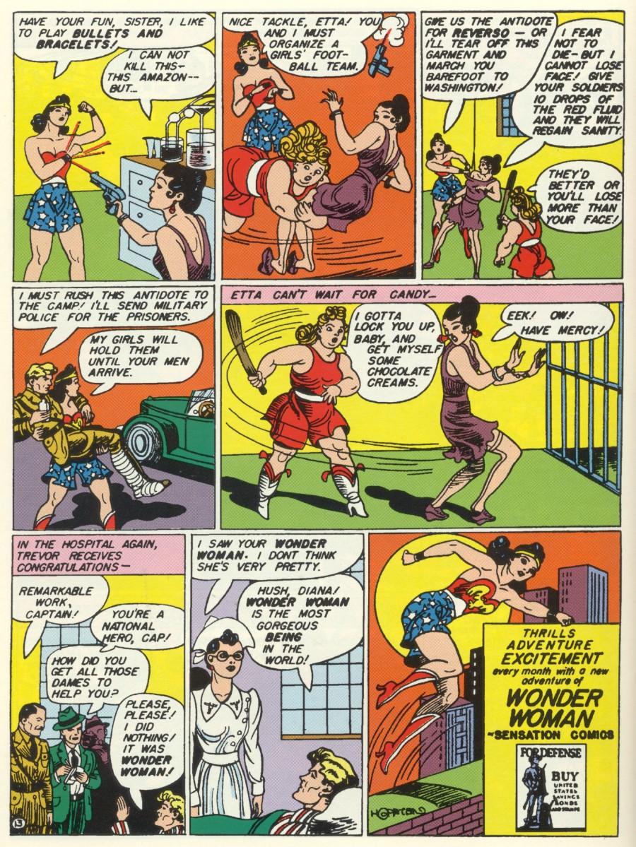 Read online Sensation (Mystery) Comics comic -  Issue #2 - 15