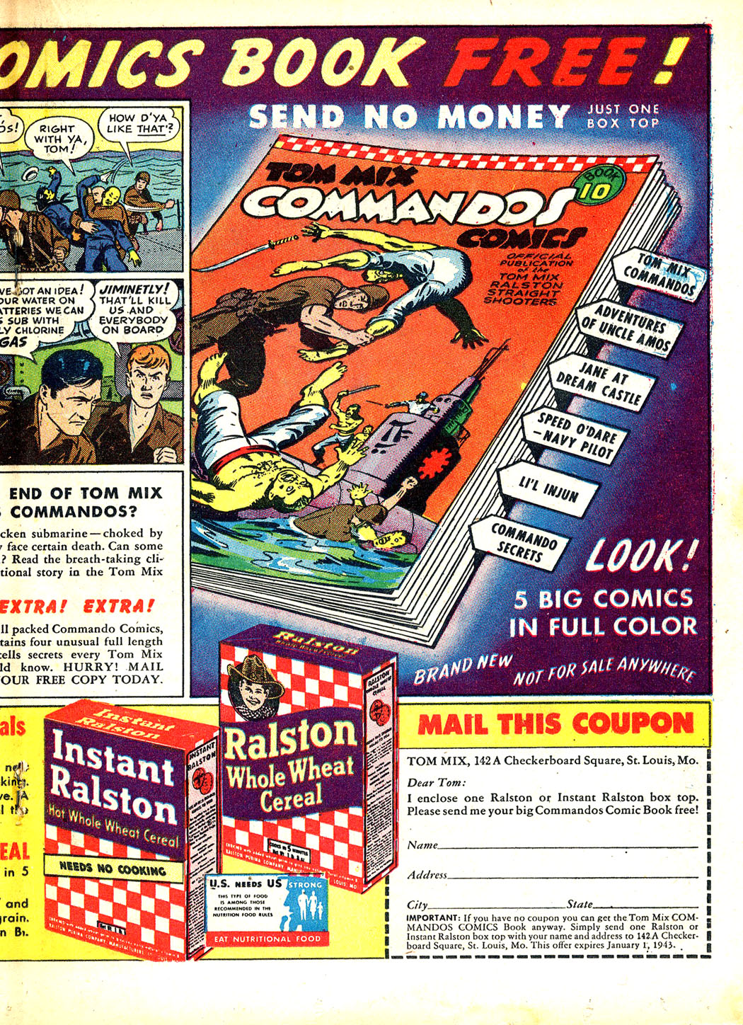 Read online Sensation (Mystery) Comics comic -  Issue #12 - 35