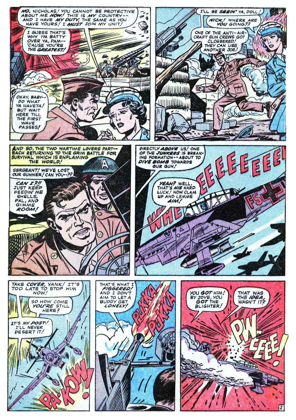 Read online Sgt. Fury comic -  Issue #18 - 4