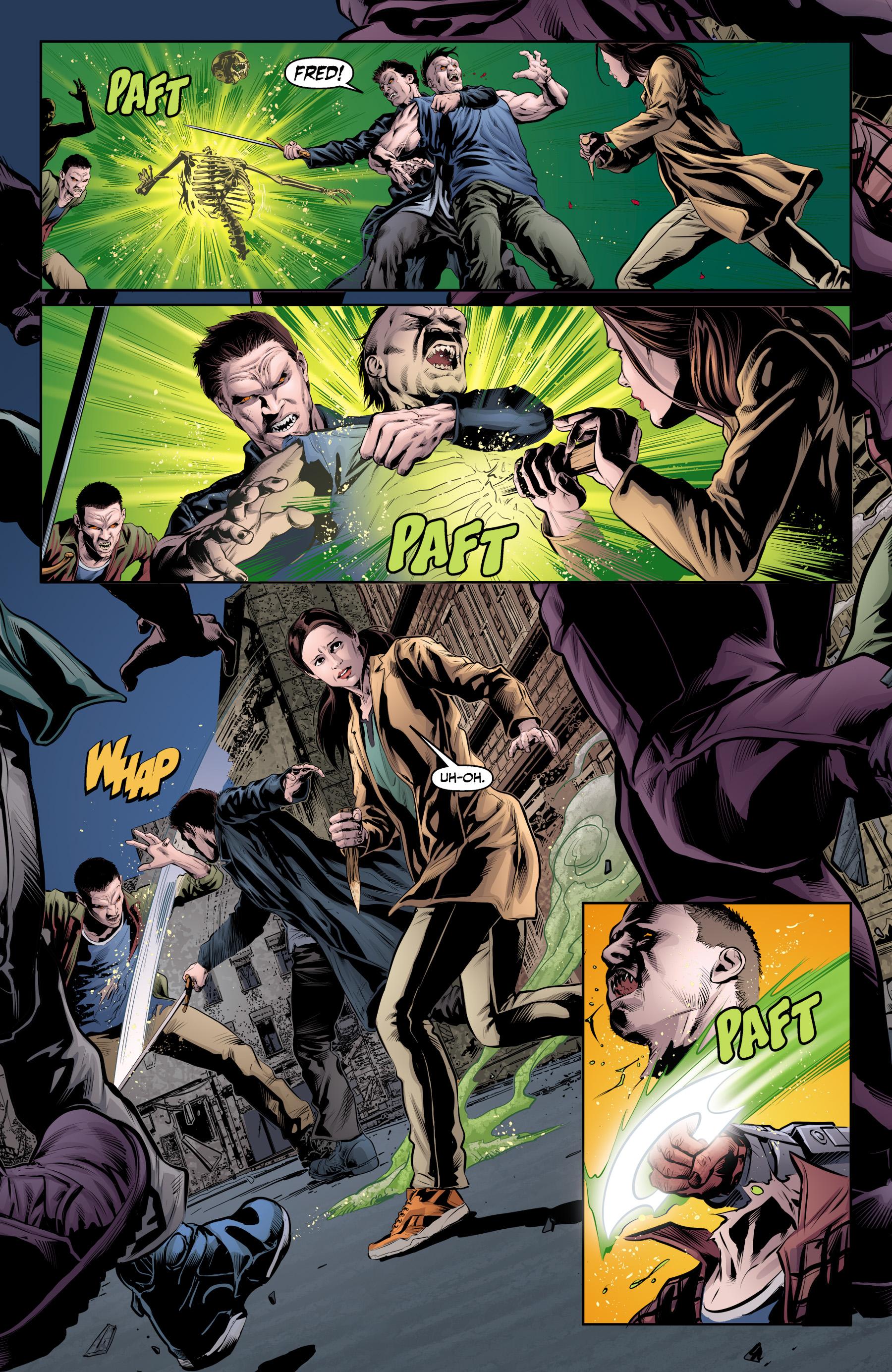 Read online Angel & Faith Season 10 comic -  Issue #20 - 6