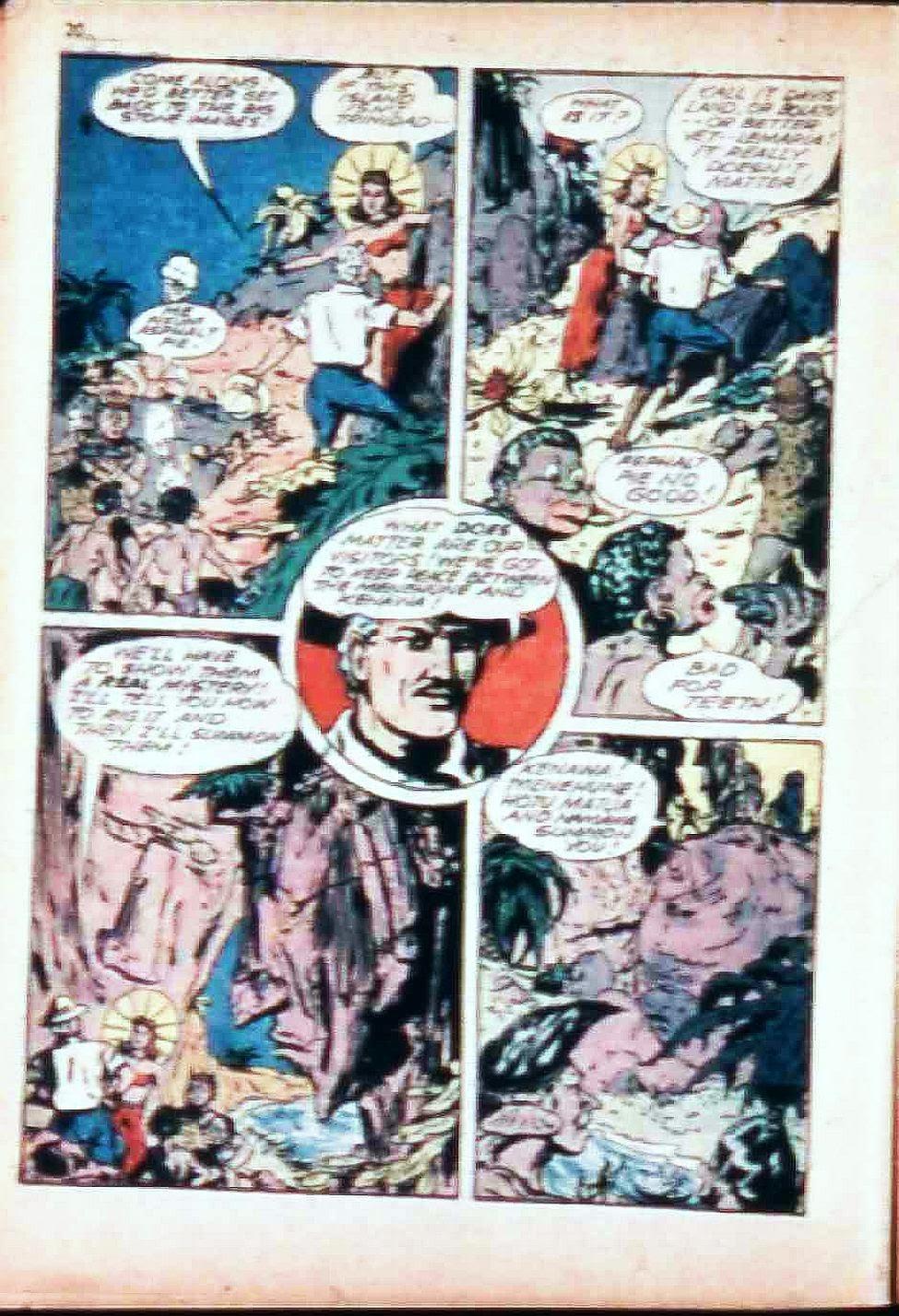 Read online Super-Magician Comics comic -  Issue #17 - 20