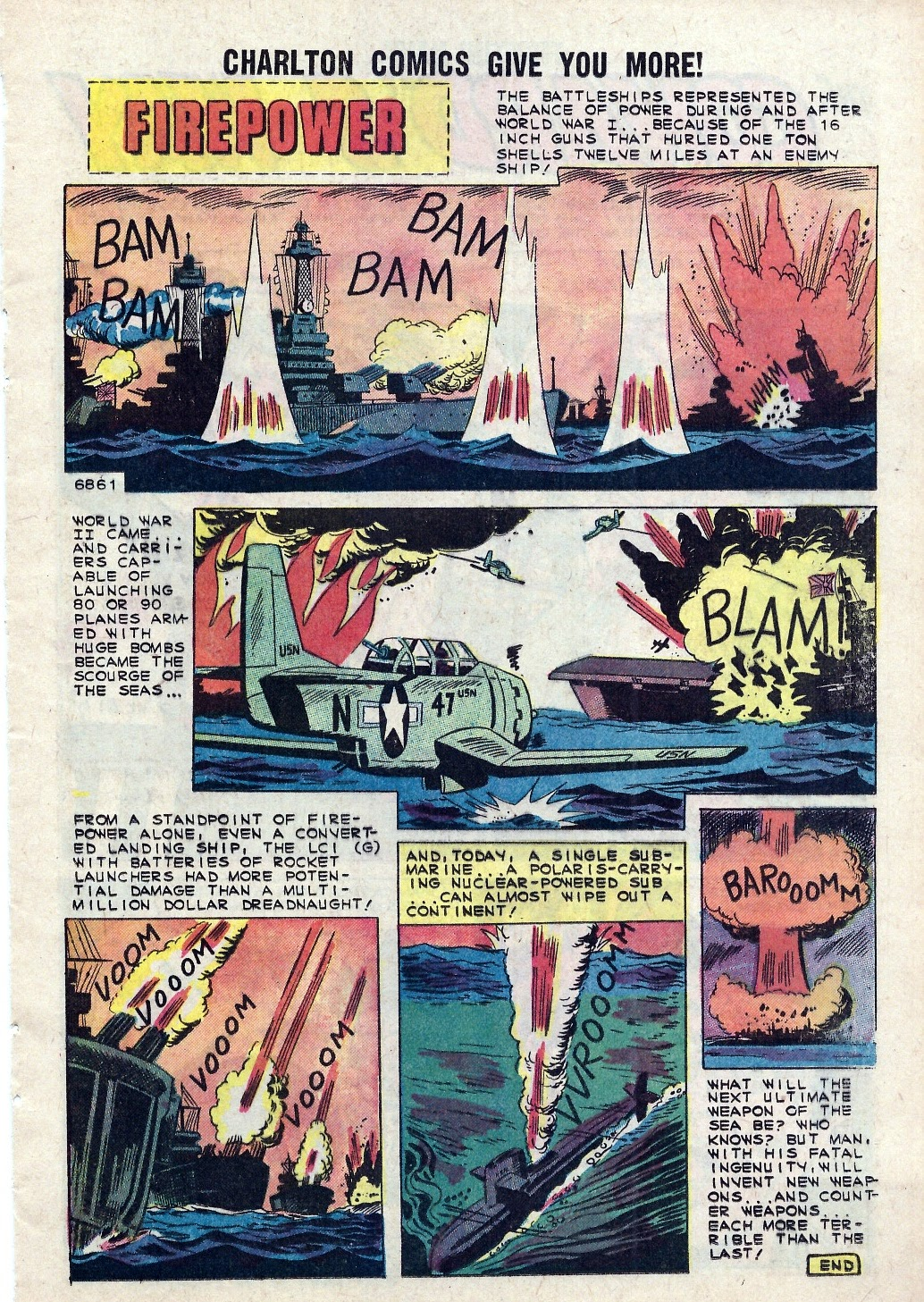 Read online Fightin' Navy comic -  Issue #94 - 13