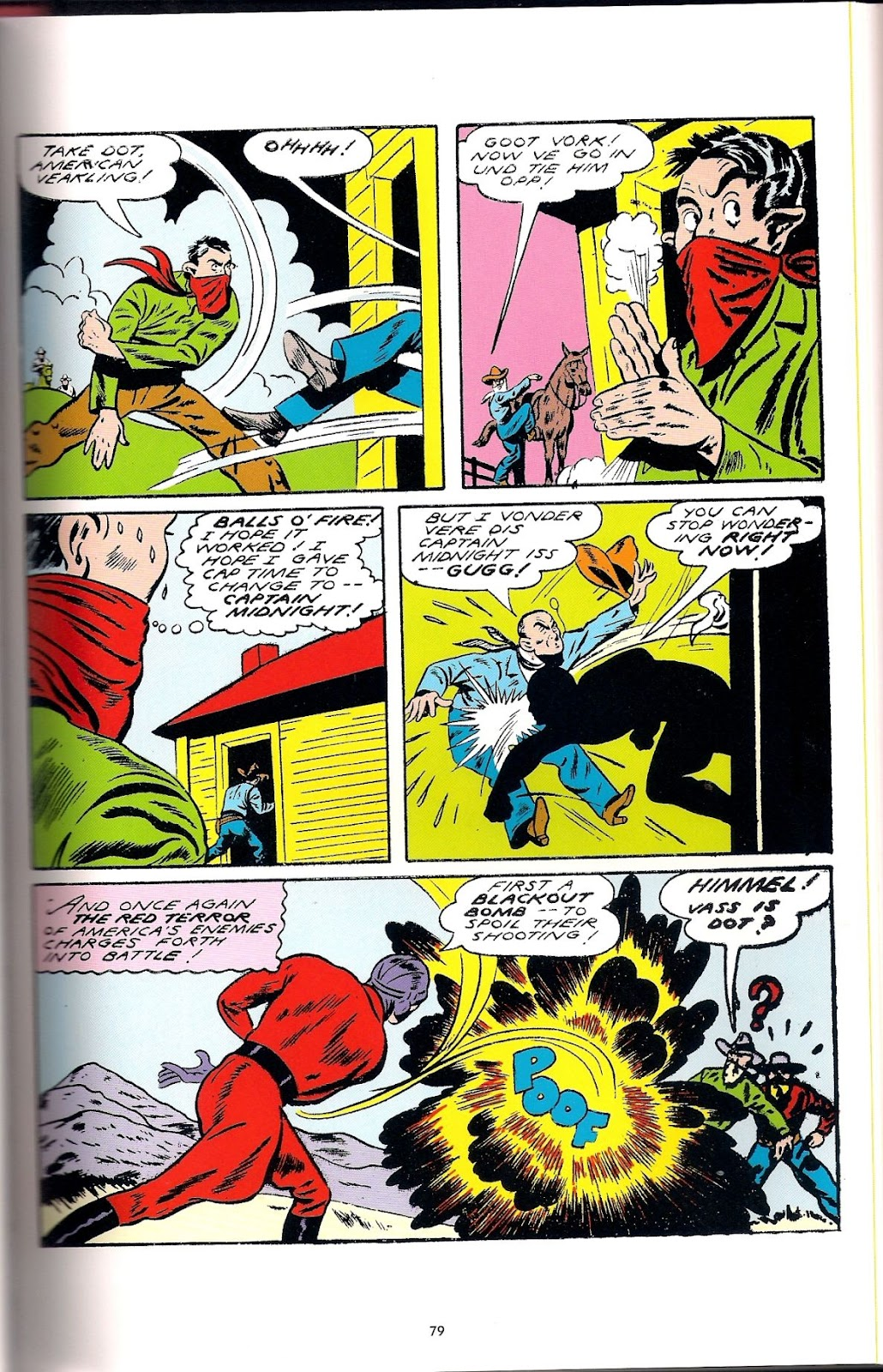 Captain Midnight (1942) issue 6 - Page 12