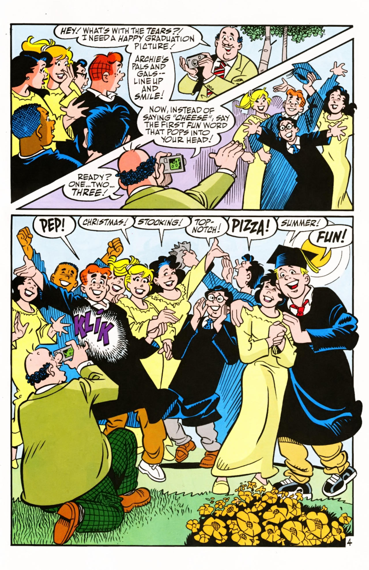 Read online Archie (1960) comic -  Issue #603 - 7
