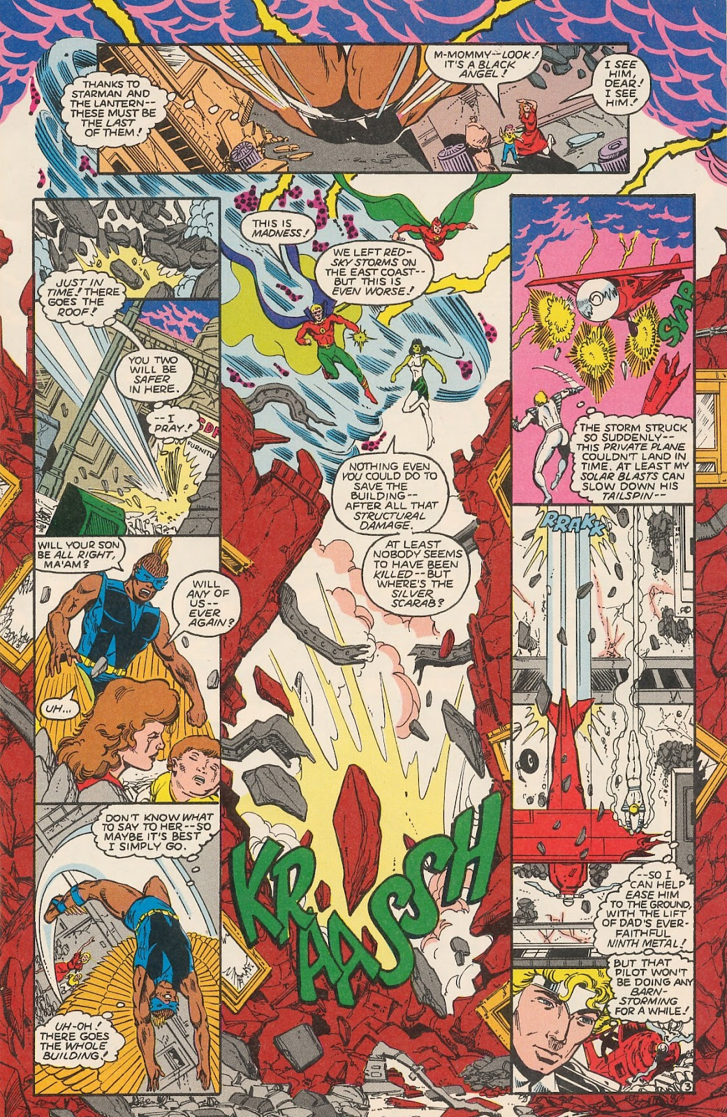Infinity Inc. (1984) issue 20 - Page 5