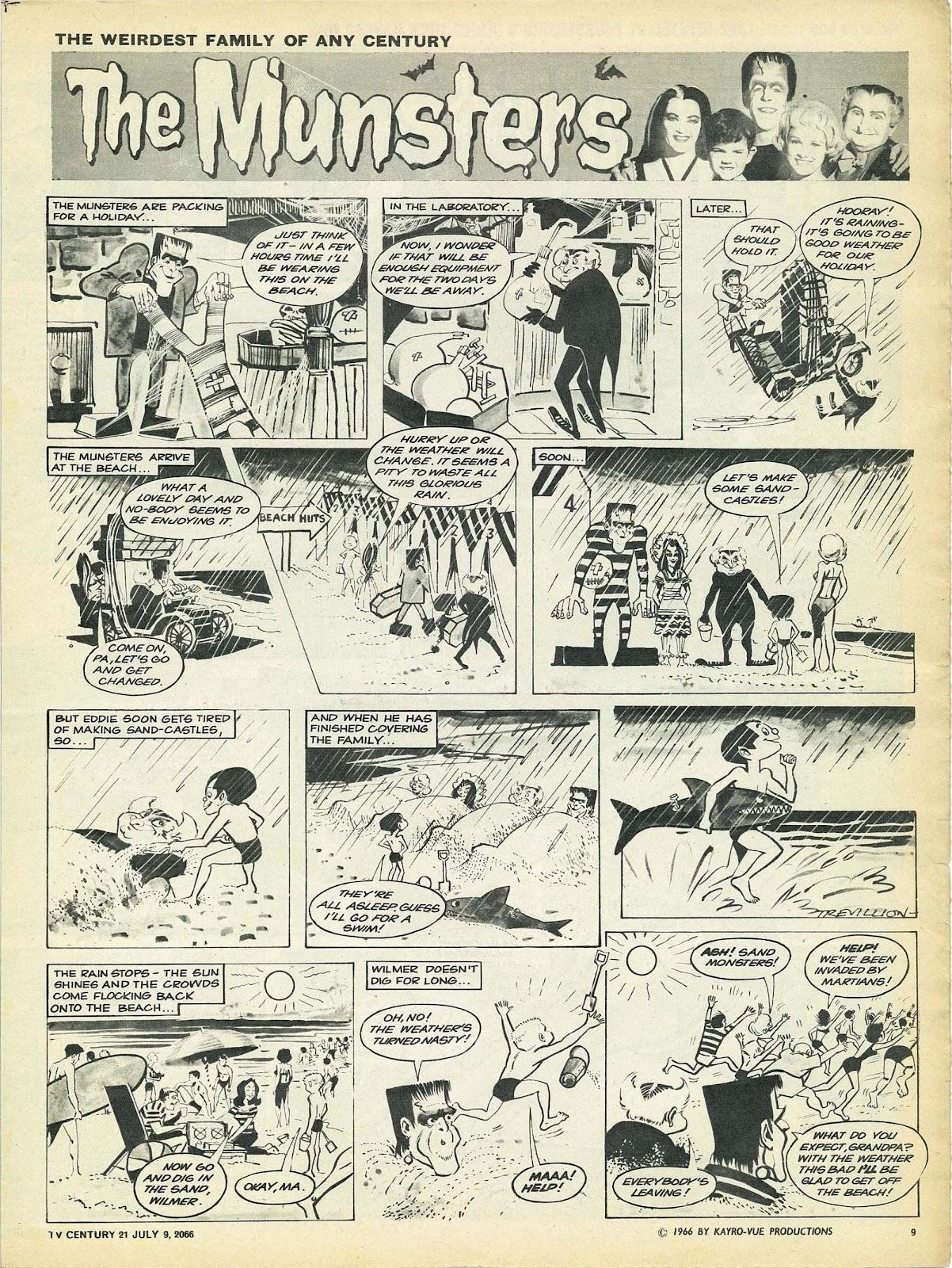 TV Century 21 (TV 21) issue 77 - Page 9