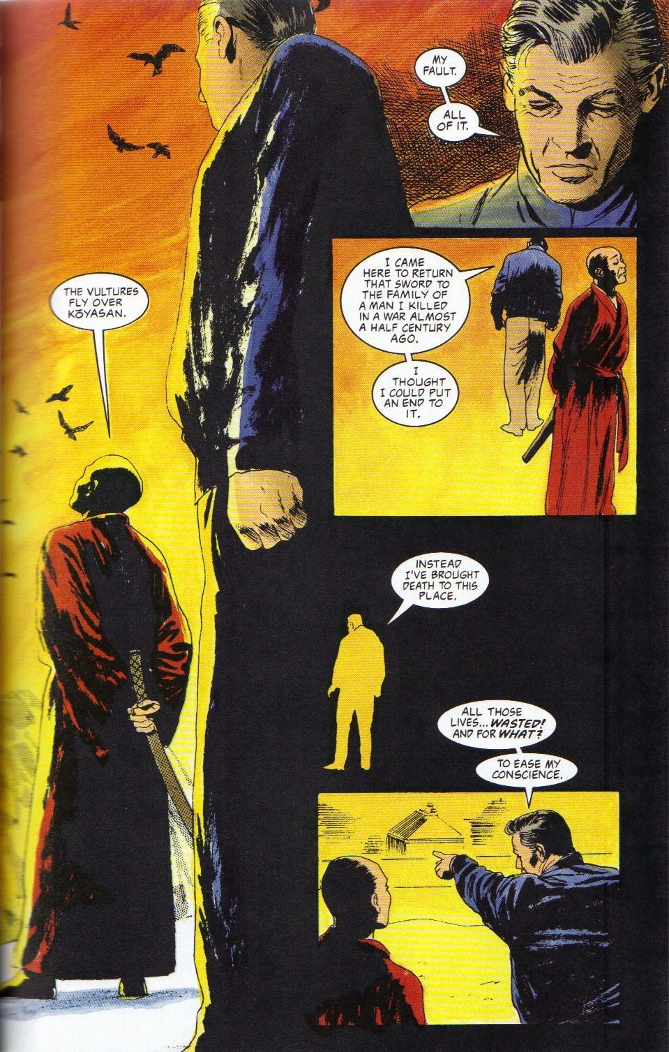 Read online Shado: Song of the Dragon comic -  Issue #2 - 19