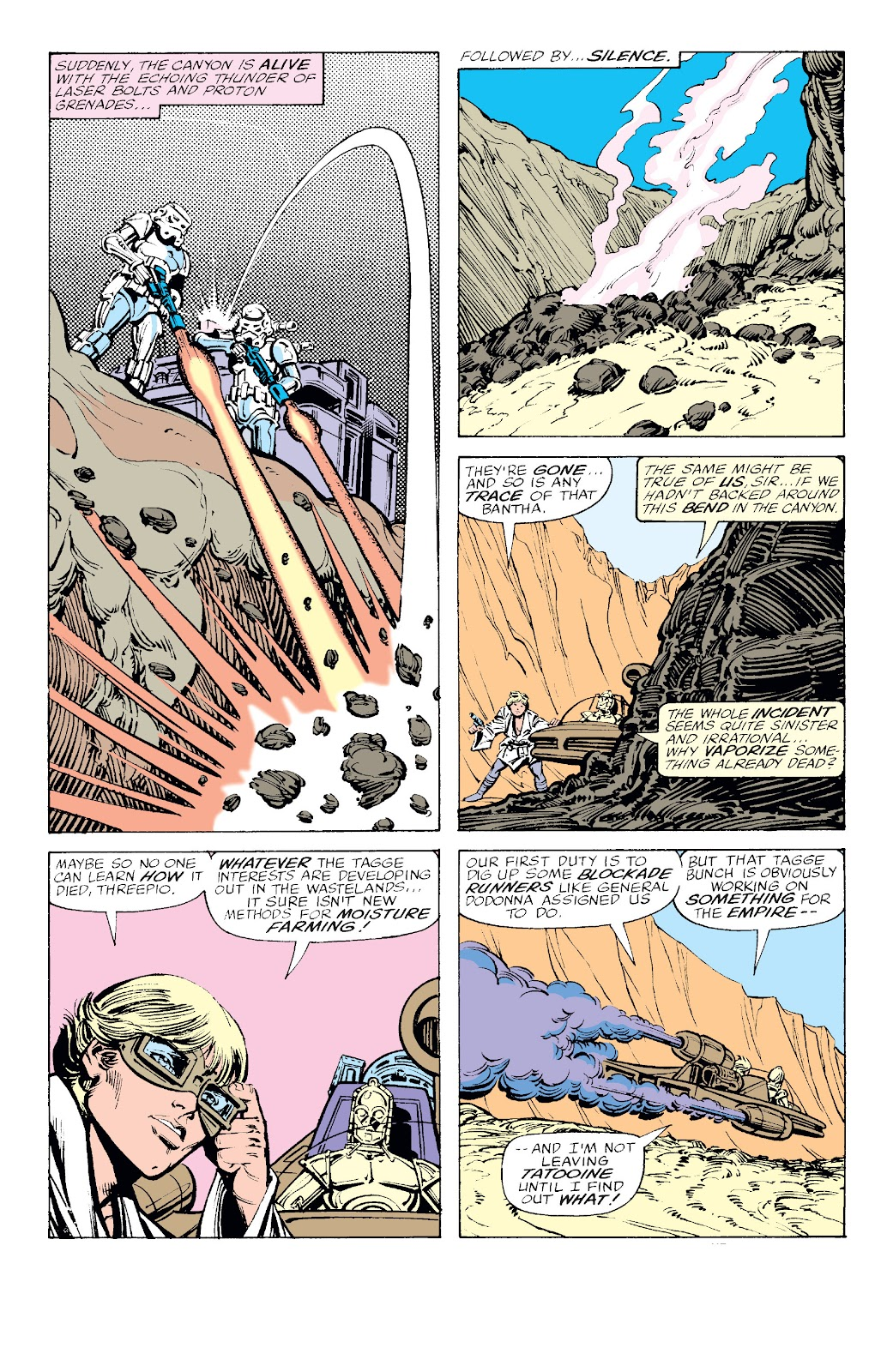 Read online Star Wars Legends: The Original Marvel Years - Epic Collection comic -  Issue # TPB 2 (Part 2) - 43