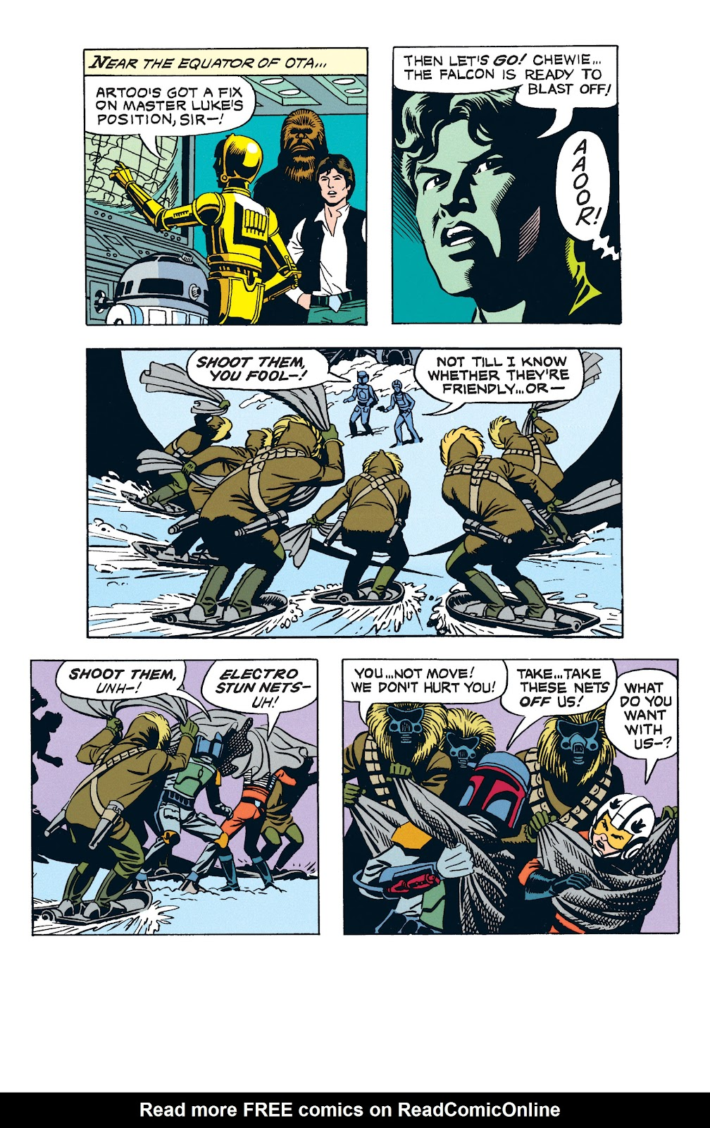 Read online Star Wars Legends: The Newspaper Strips - Epic Collection comic -  Issue # TPB (Part 3) - 61