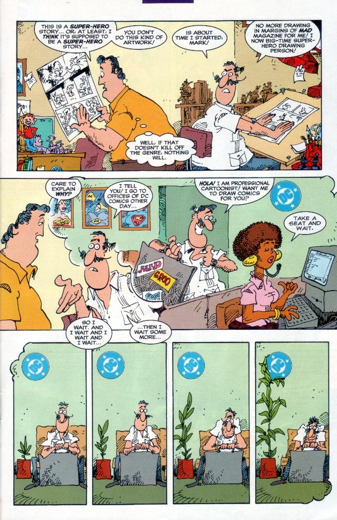 Read online Sergio Aragones Destroys DC comic -  Issue # Full - 4