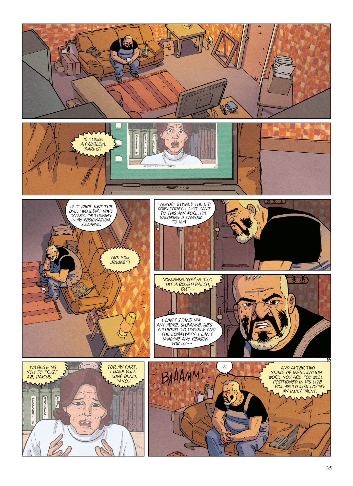 Read online Alter Ego comic -  Issue #6 - 37