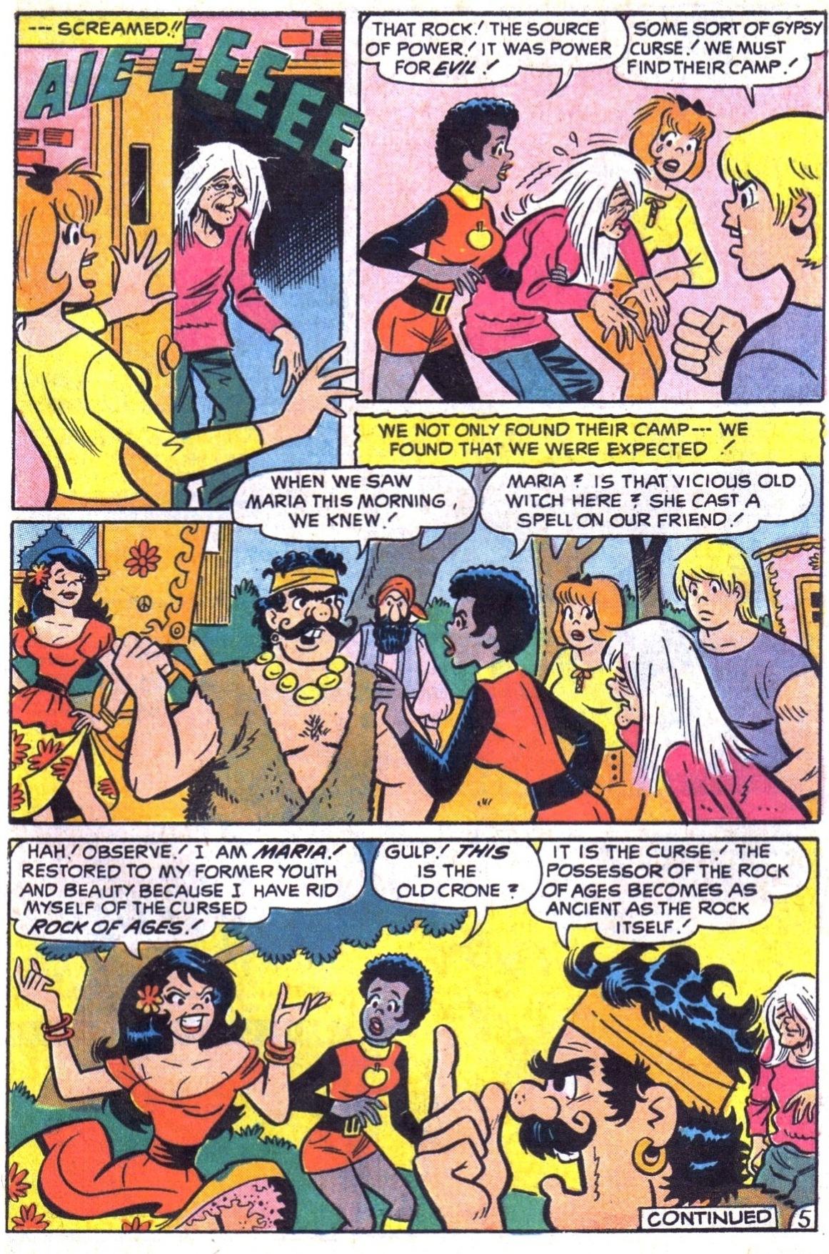 Read online She's Josie comic -  Issue #62 - 43